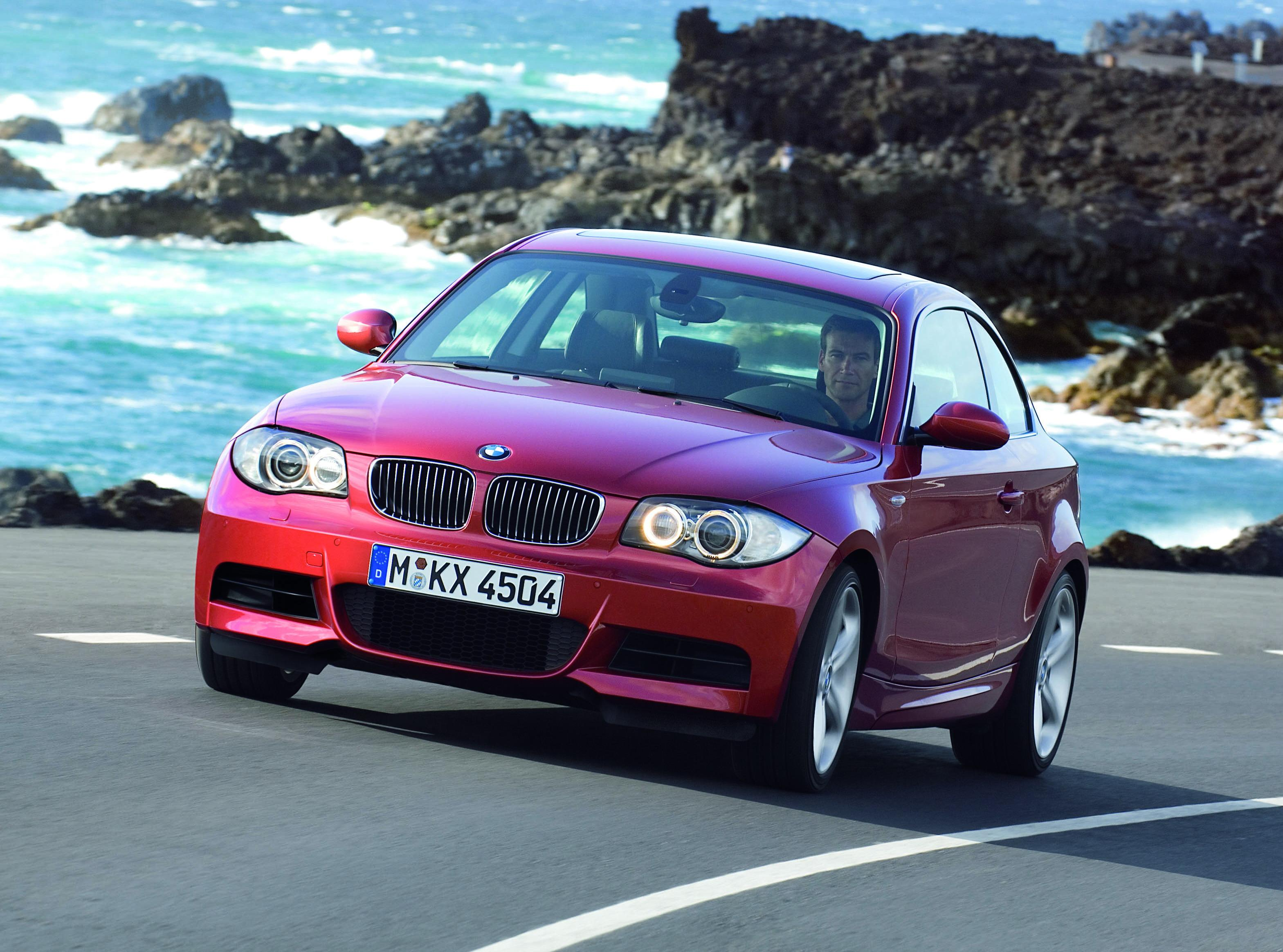 2008 BMW 1 Series Coupe Review