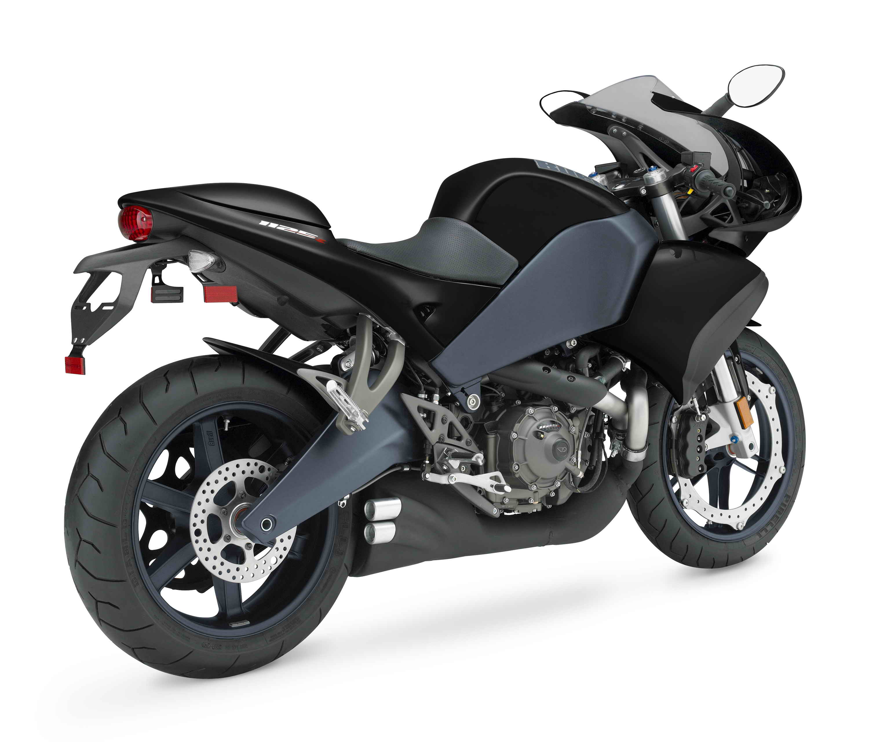 2008 Buell 1125R | Top Speed. »