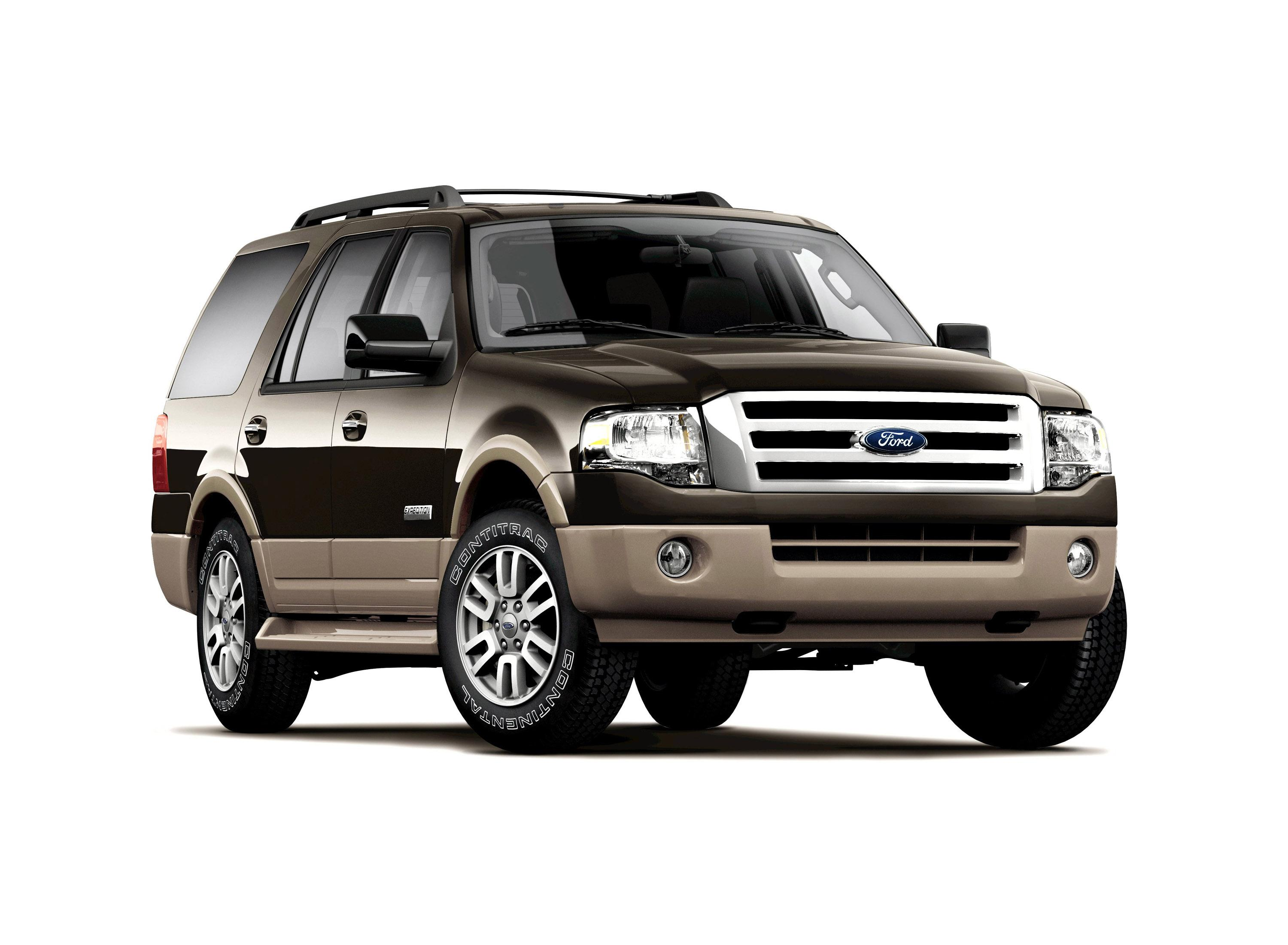 2008 ford expedition top speed