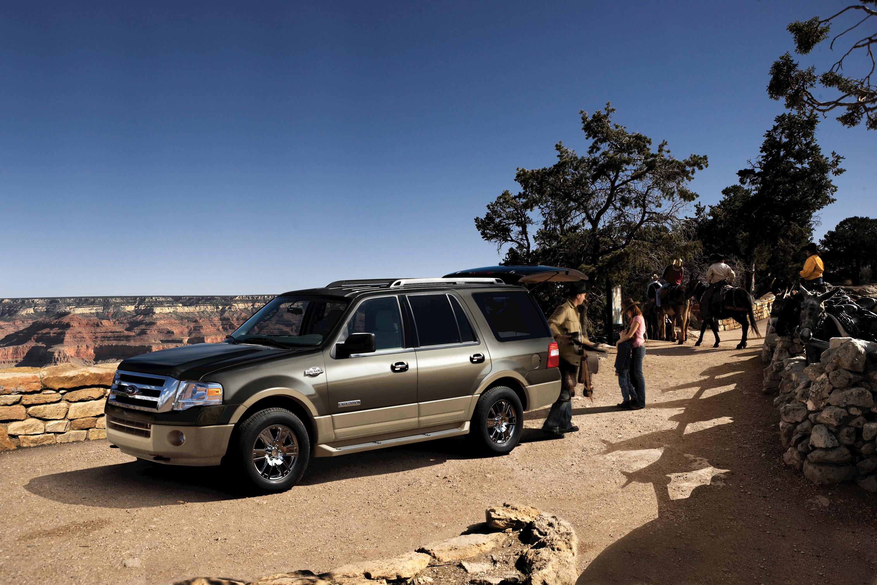 2008 Ford Expedition | Top Speed