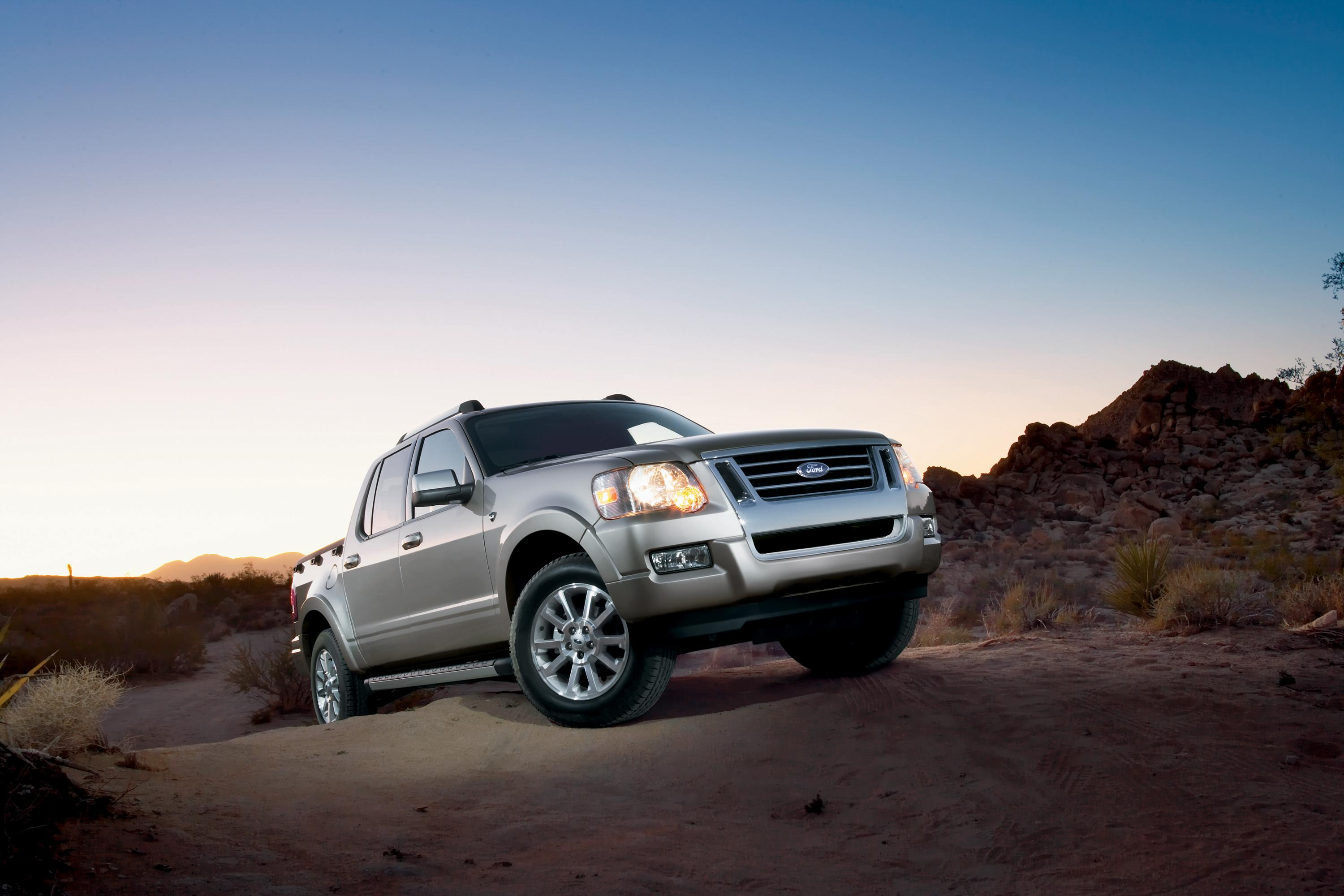 2008 ford explorer sport trac review gallery top speed. Black Bedroom Furniture Sets. Home Design Ideas