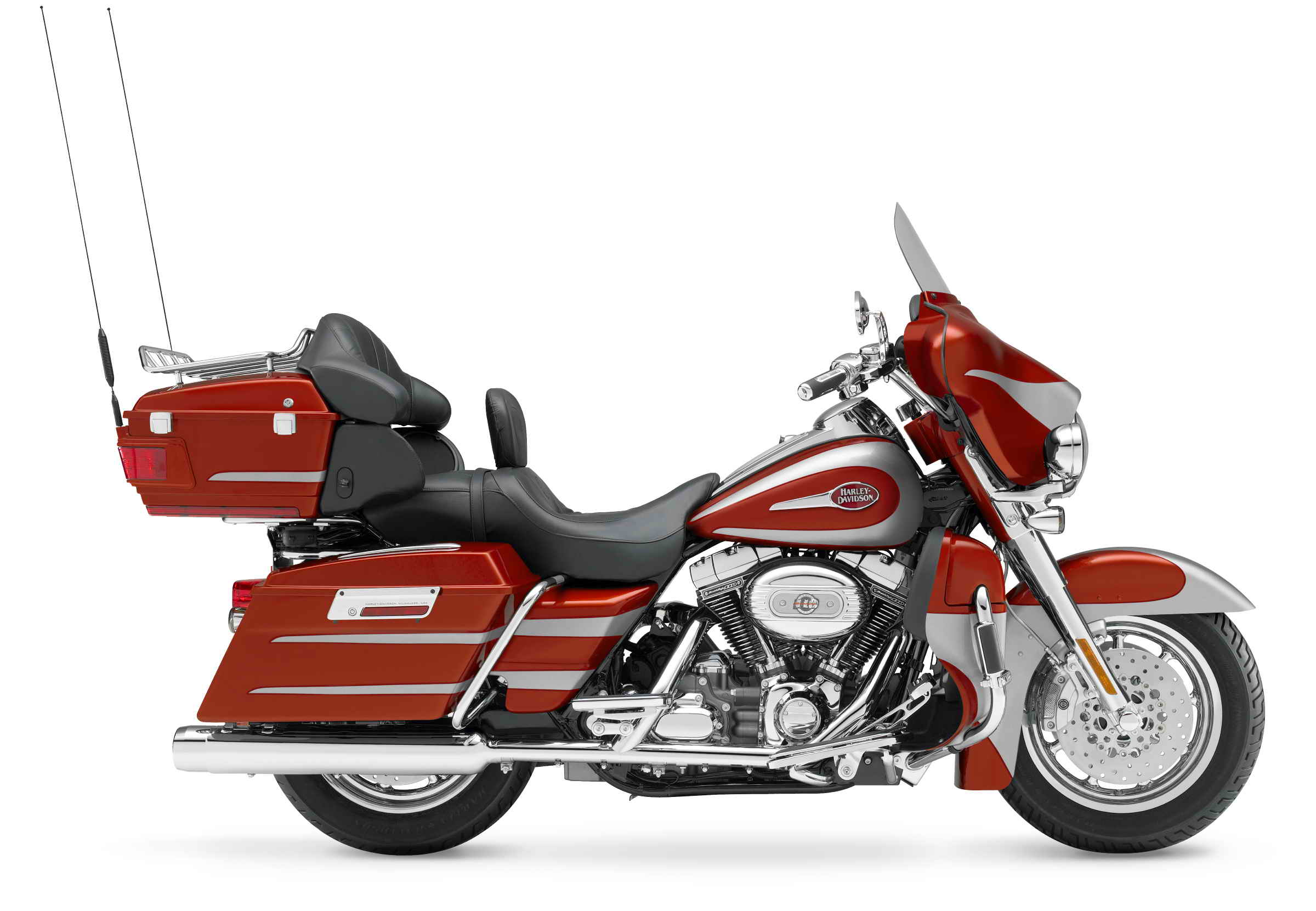 2008 Harley-Davidson FLHTCUSE3 Screamin' Eagle Ultra Classic Electra Glide  | Top Speed. »