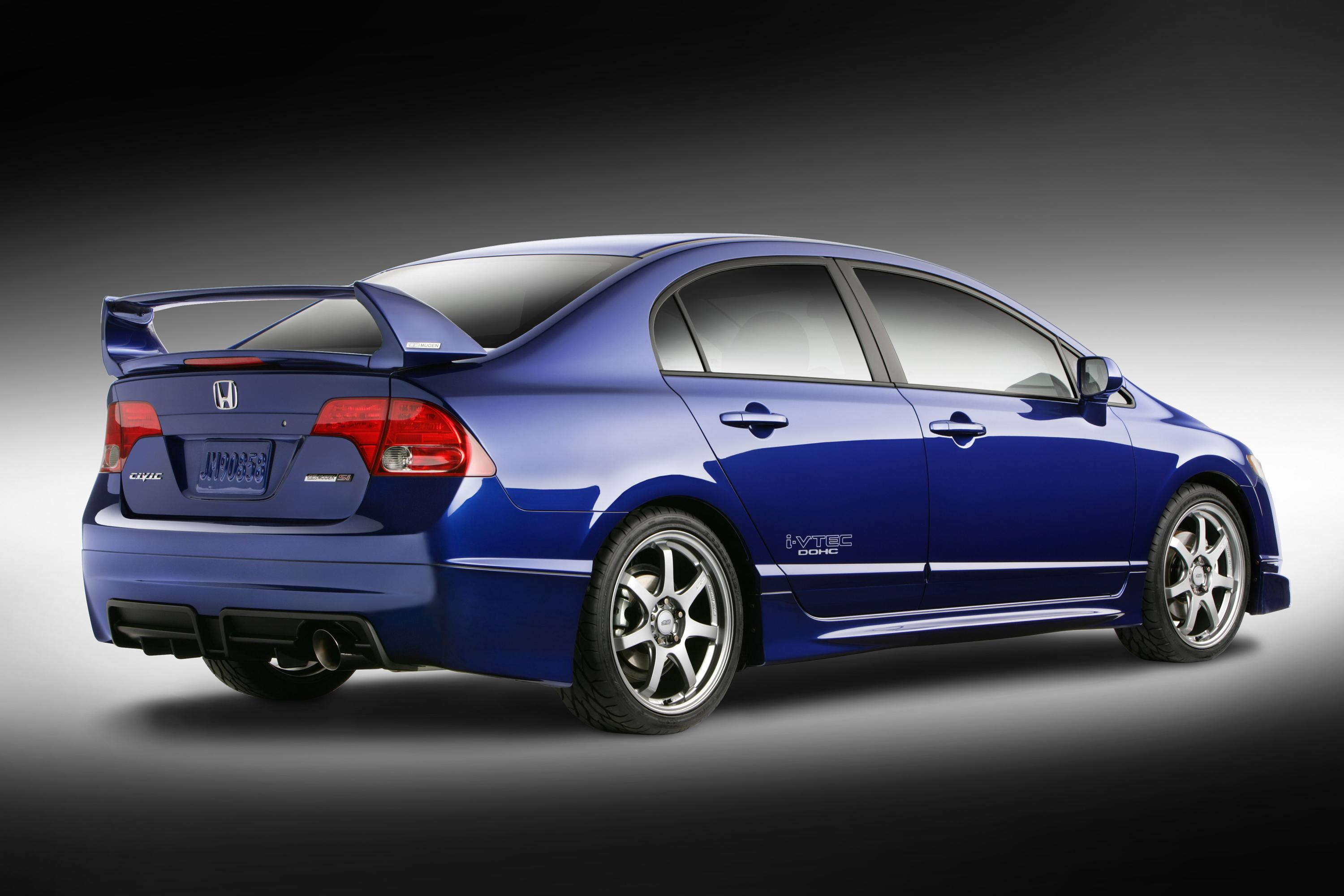 Perfect 2008 Honda Civic MUGEN Si Sedan | Top Speed. »