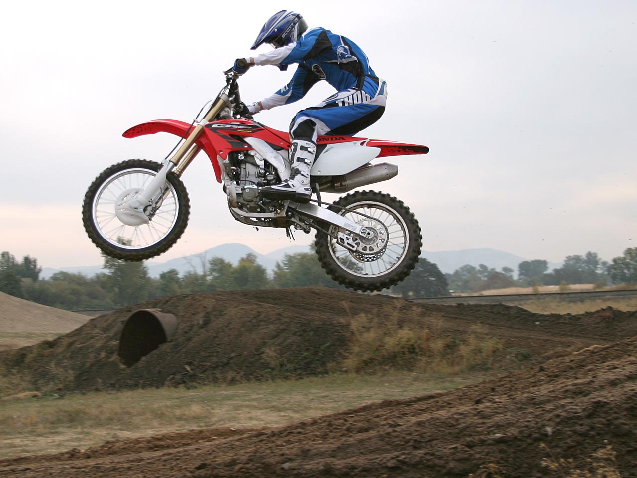 2008 Honda CRF150F Review - Top Speed