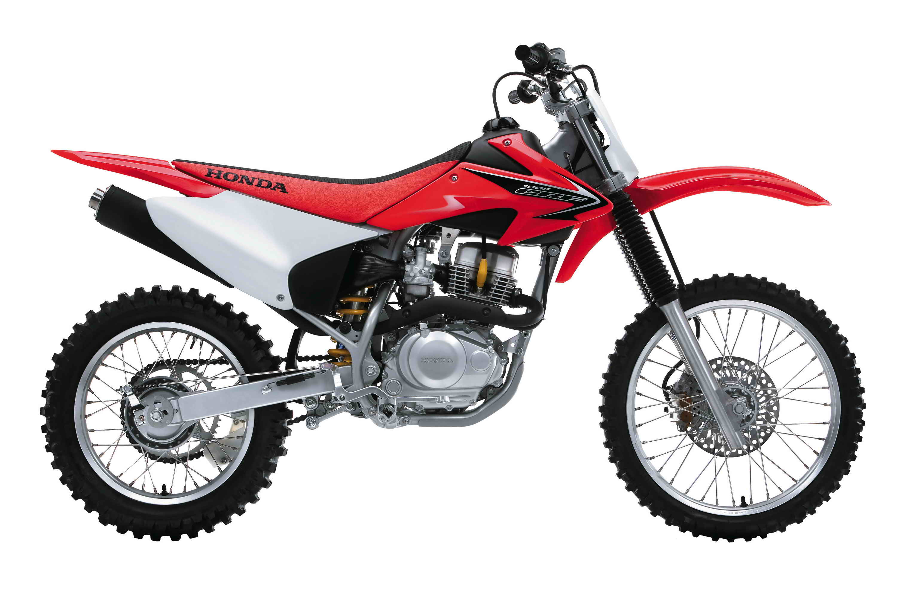 2008 Honda CRF150F | Top Speed. »