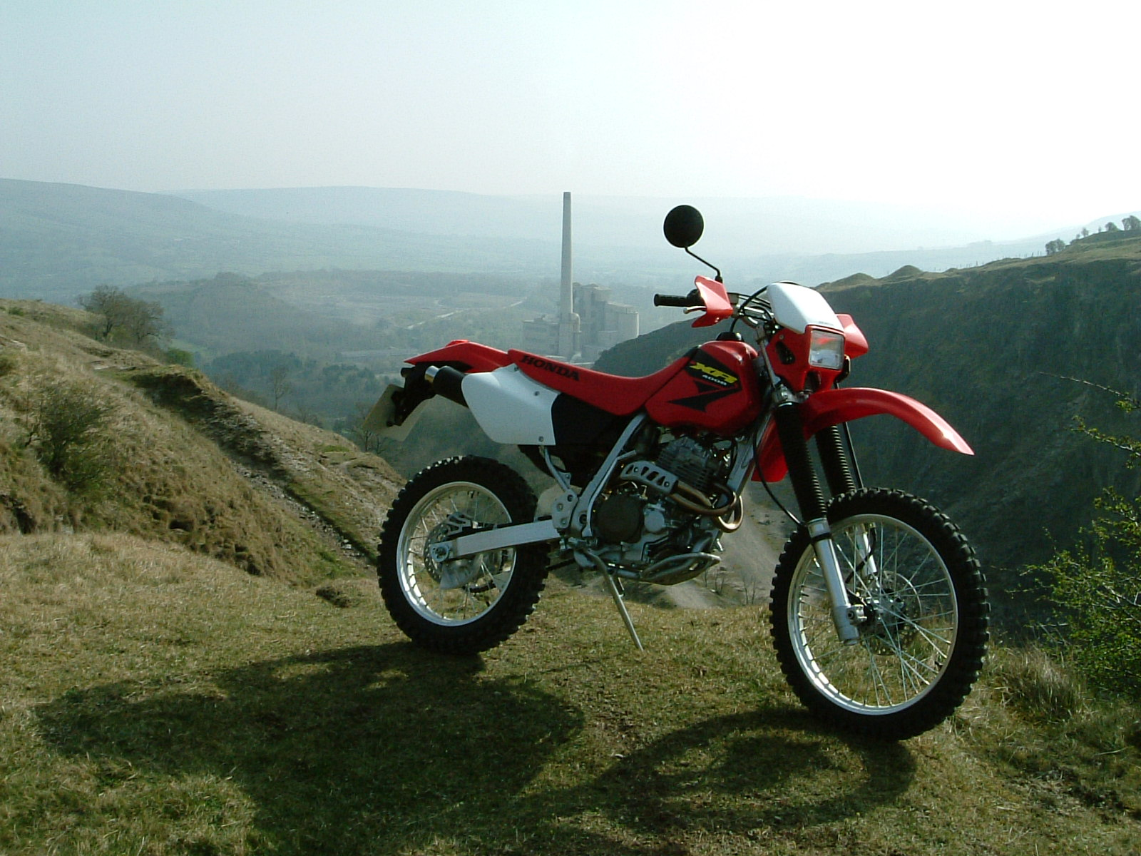 2008 Honda XR650L | Top Speed