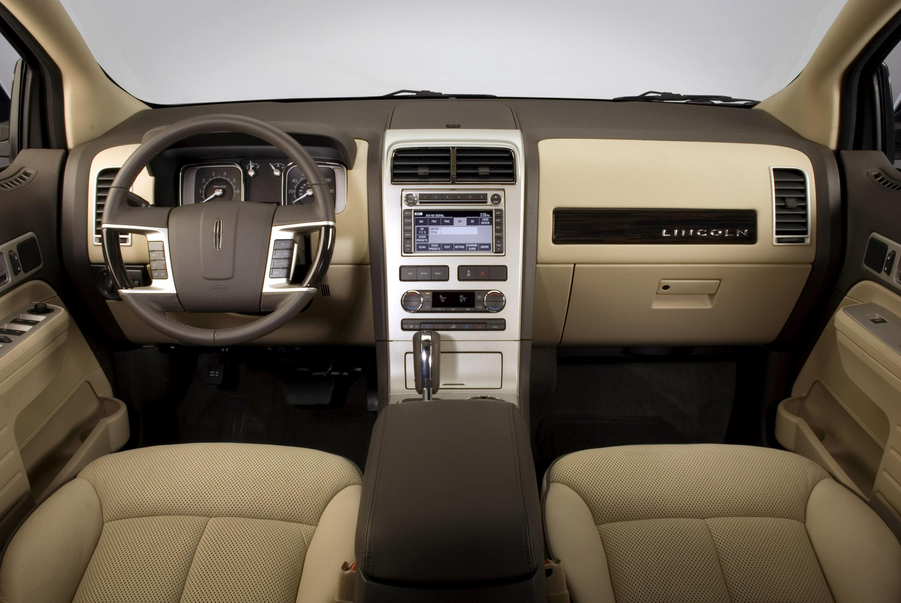 2008 Lincoln MKX Review - Top Speed