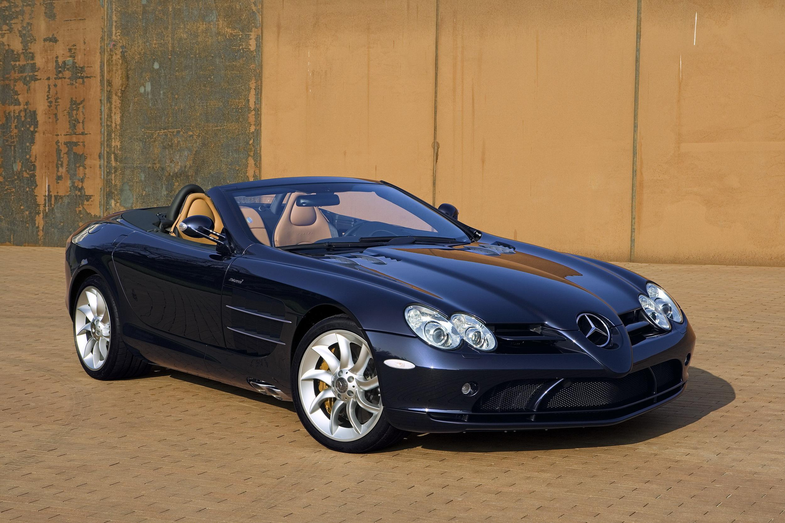 2008 mercedes benz slr mclaren roadster top speed. Black Bedroom Furniture Sets. Home Design Ideas