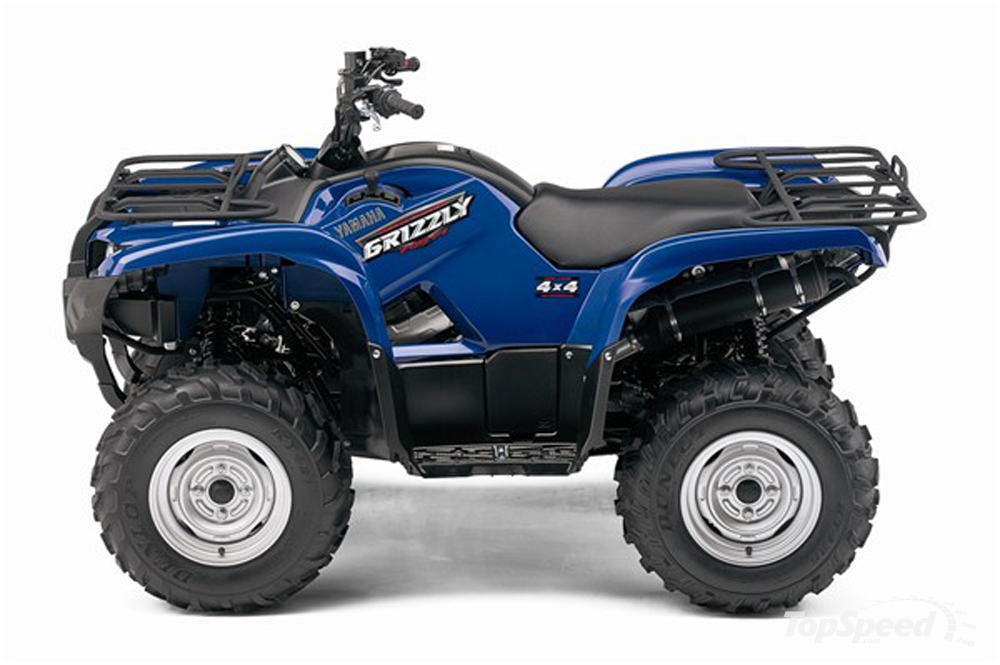 2013 yamaha grizzly 700 fi auto 4x4 eps special edition for Kelley blue book motorcycles yamaha
