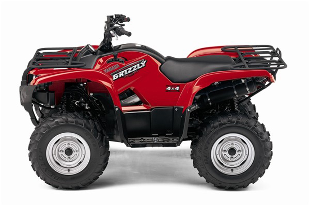 Yamaha Grizzly Eps Specs