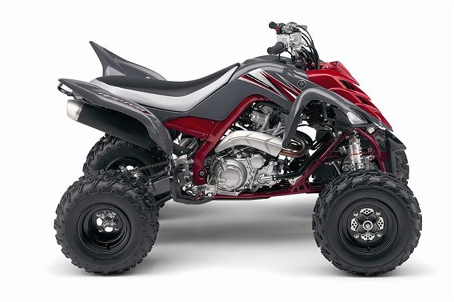 2008 Yamaha Raptor 700R | Top Speed
