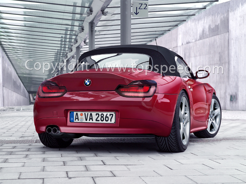 2010 Bmw Z2 Review Top Speed