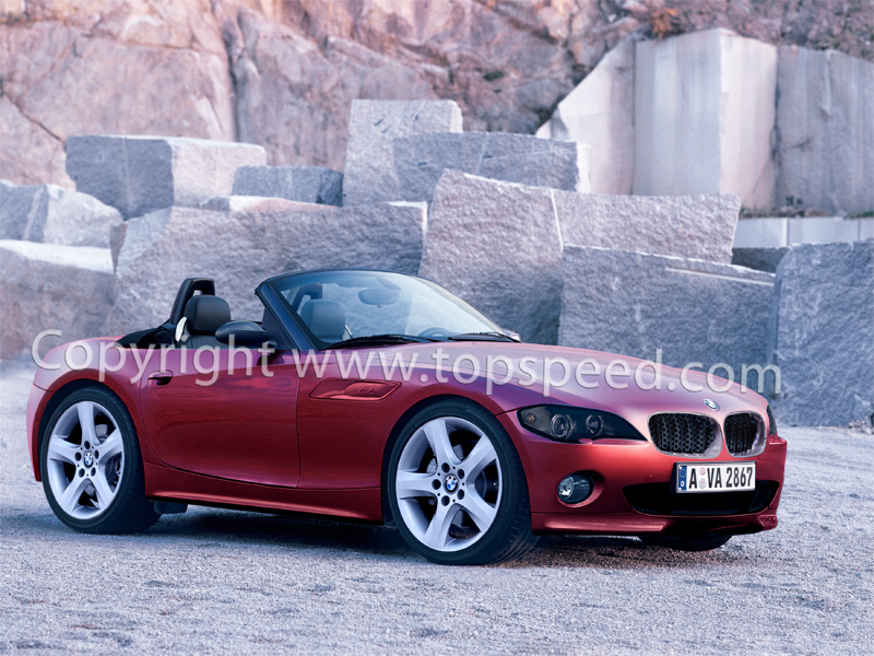 2010 Bmw Z2 Top Speed