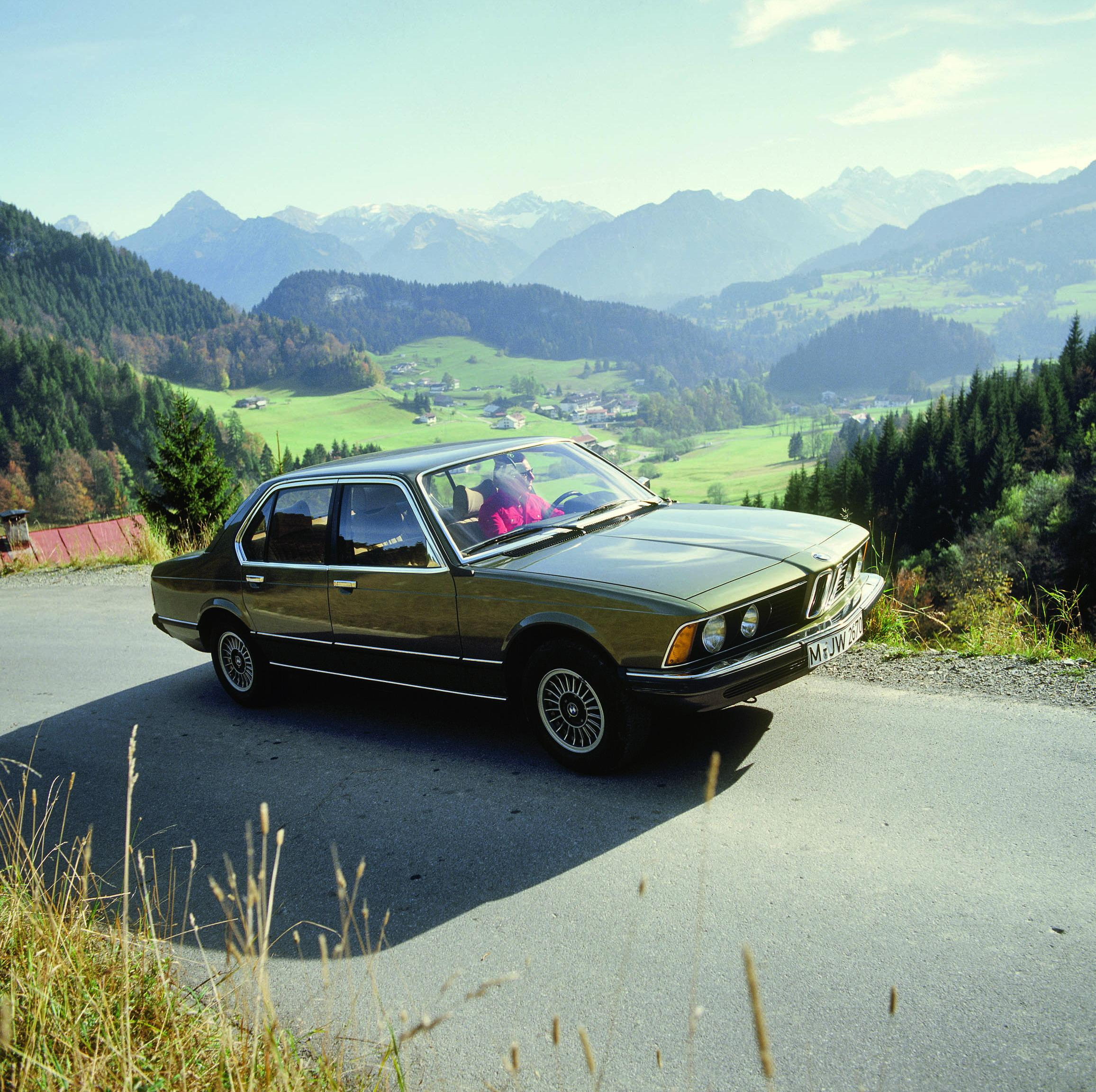 Bmw Years: 30 Years Of The BMW 7-Series Gallery 188597