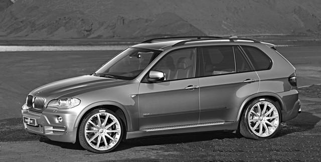 Bmw X5 By Hartge Top Speed