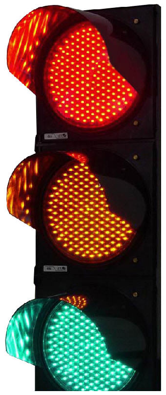 Led Traffic Lights Could Save Energy Top Speed