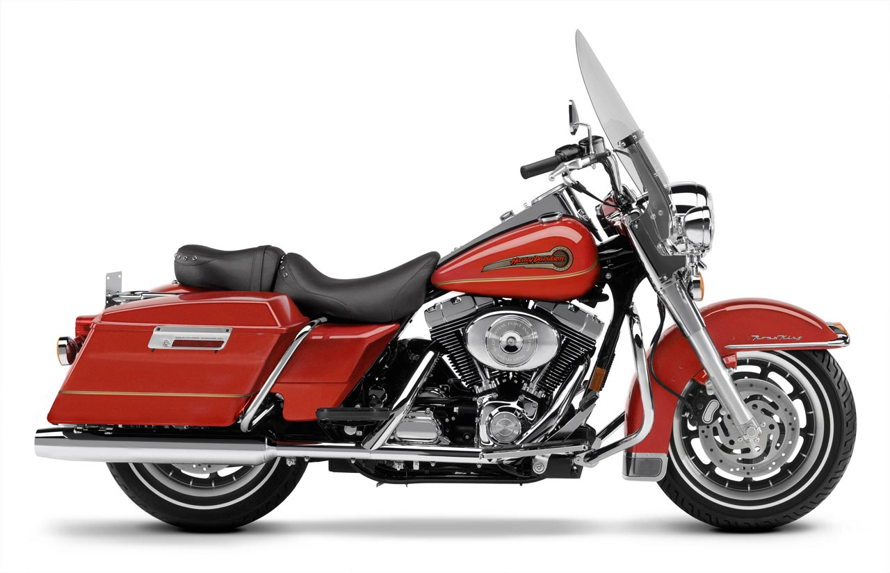 Optional ABS On 2008 Harley-Davidson Touring And V-rod