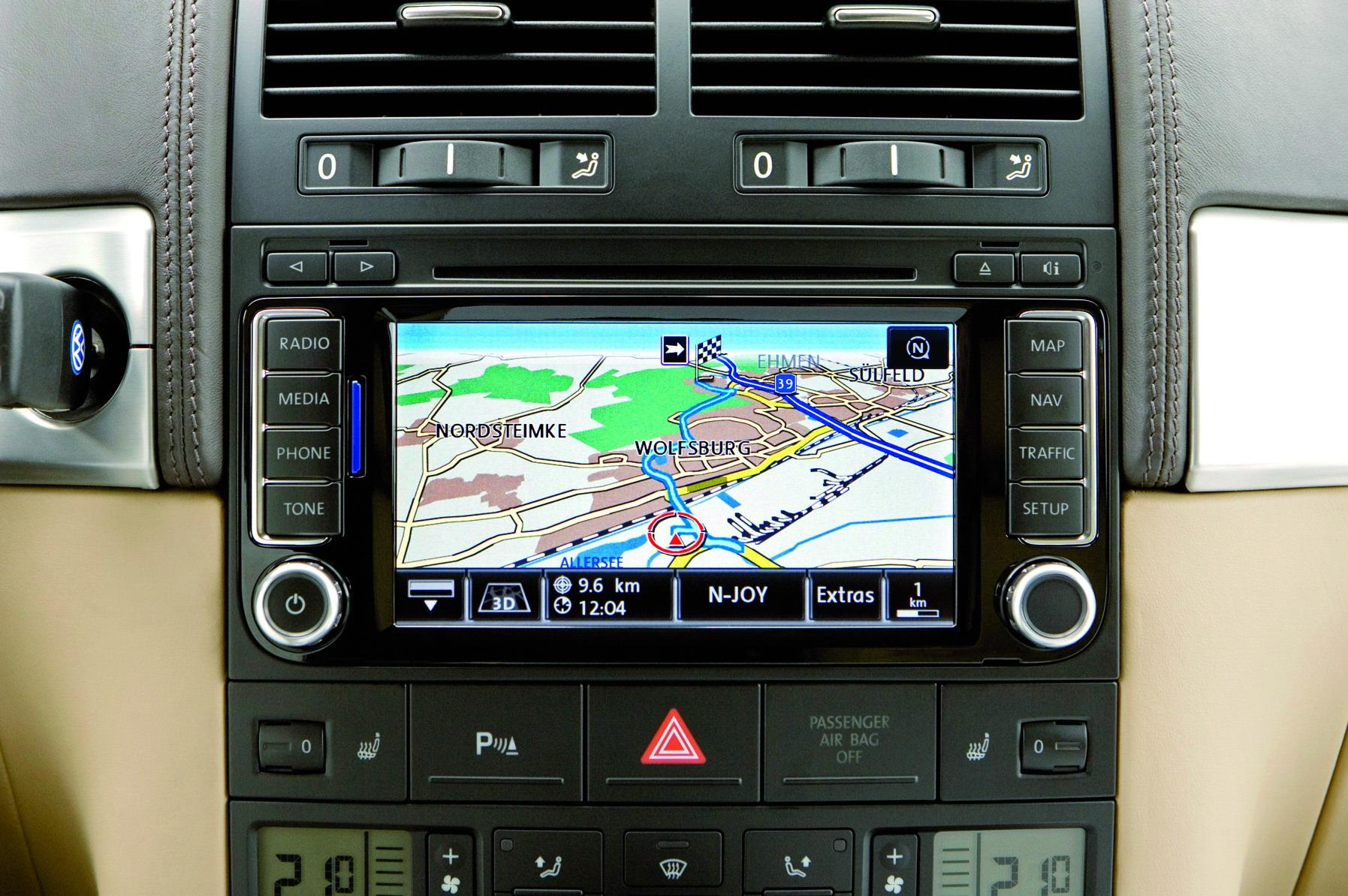 Rns 510 2018 >> RNS 510 Radio Navigation System For The Volkswagen Touareg Pictures, Photos, Wallpapers. | Top Speed