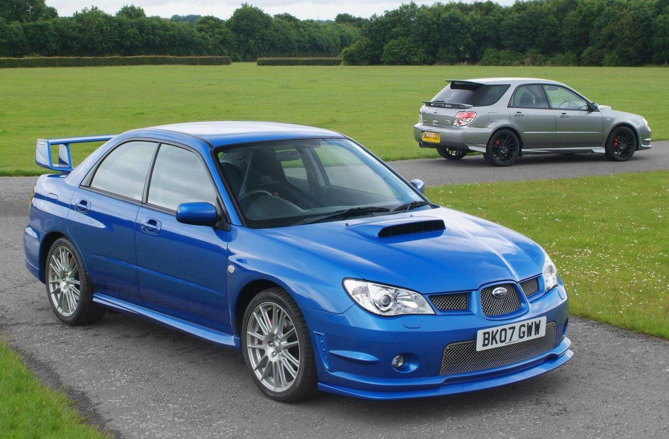 2007 Subaru Impreza Gb270 Final Edition Top Speed
