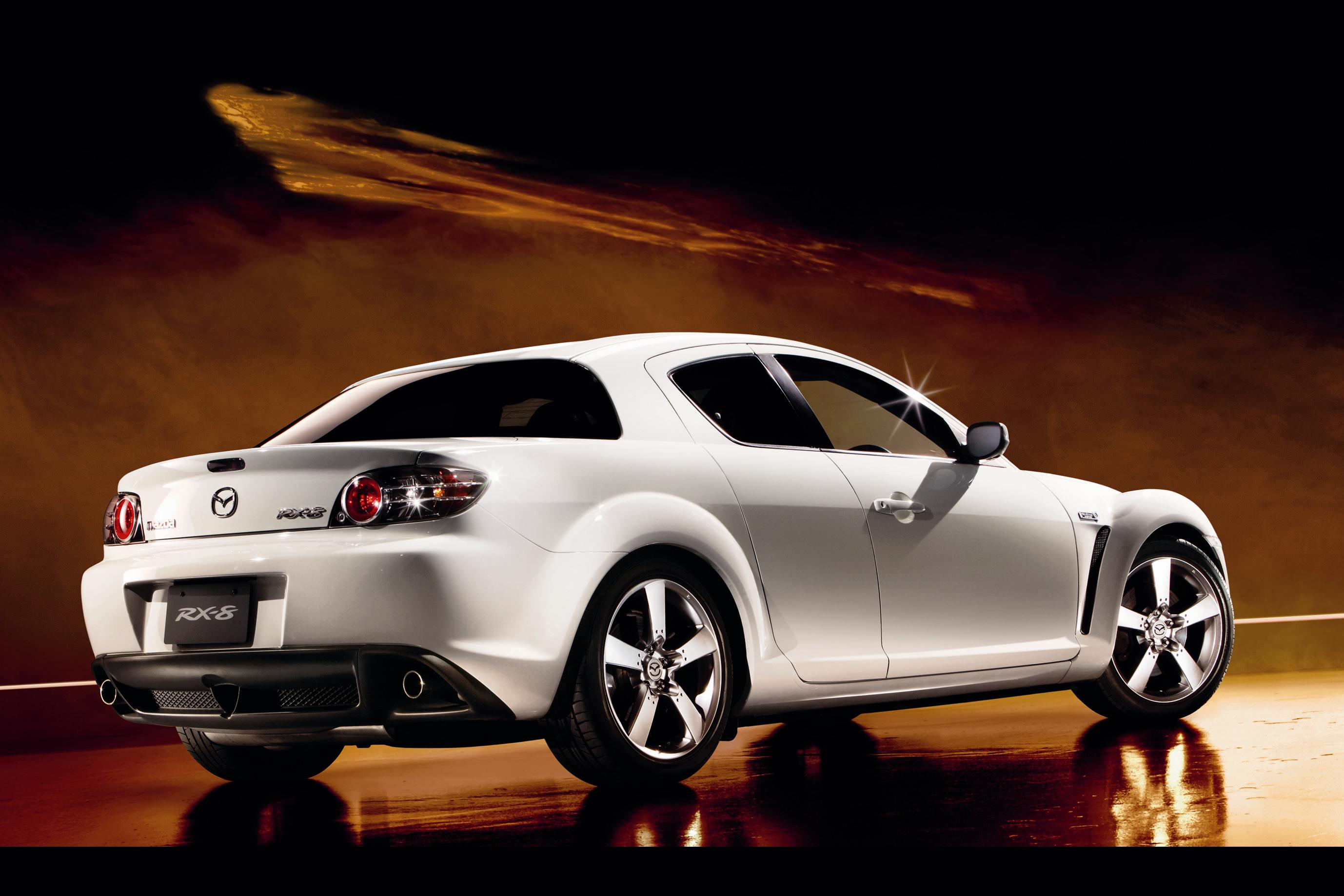 2007 mazda rx-8 rotary engine 40th anniversary review - top speed