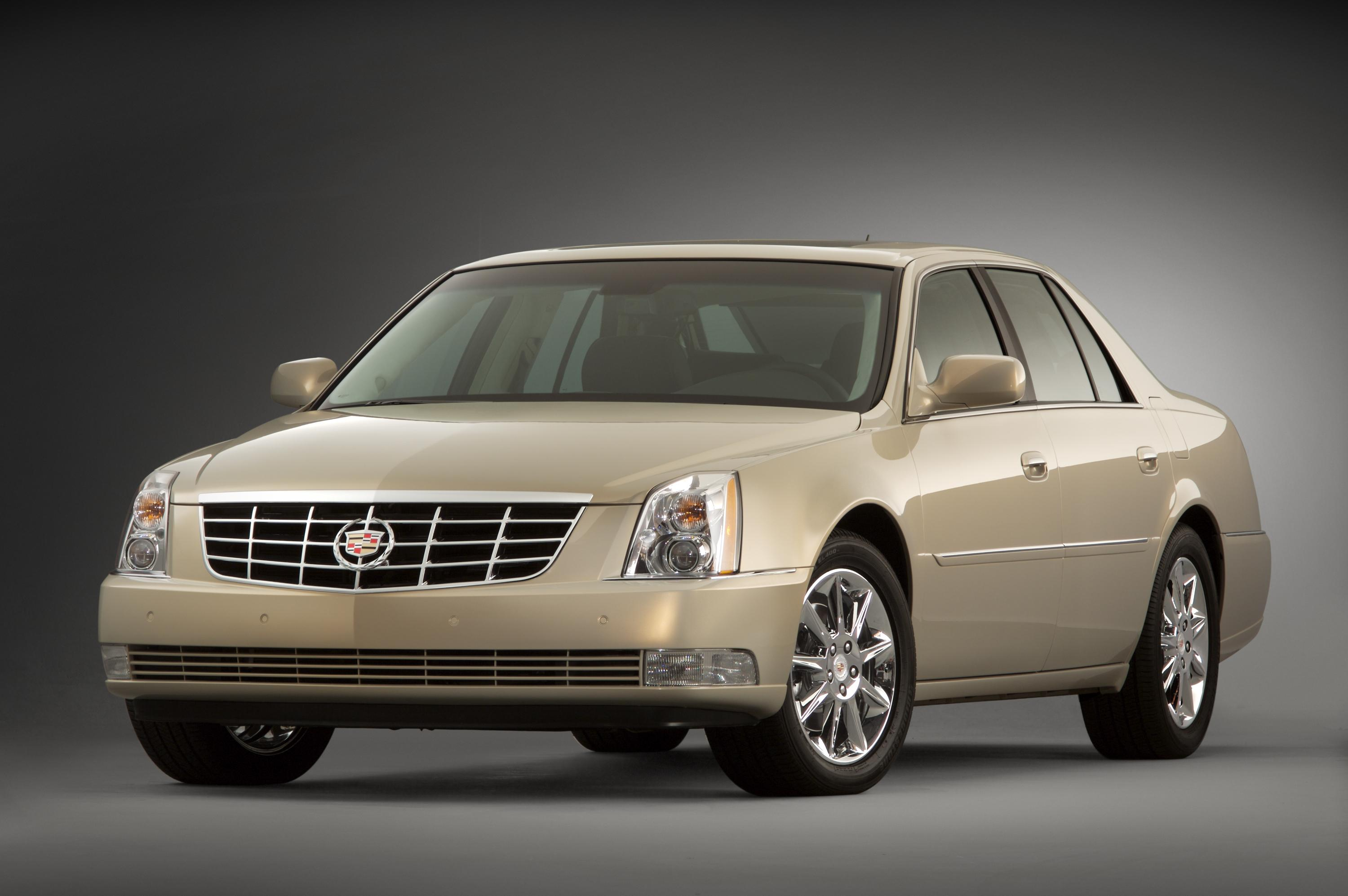 2008 Cadillac Dts Top Speed