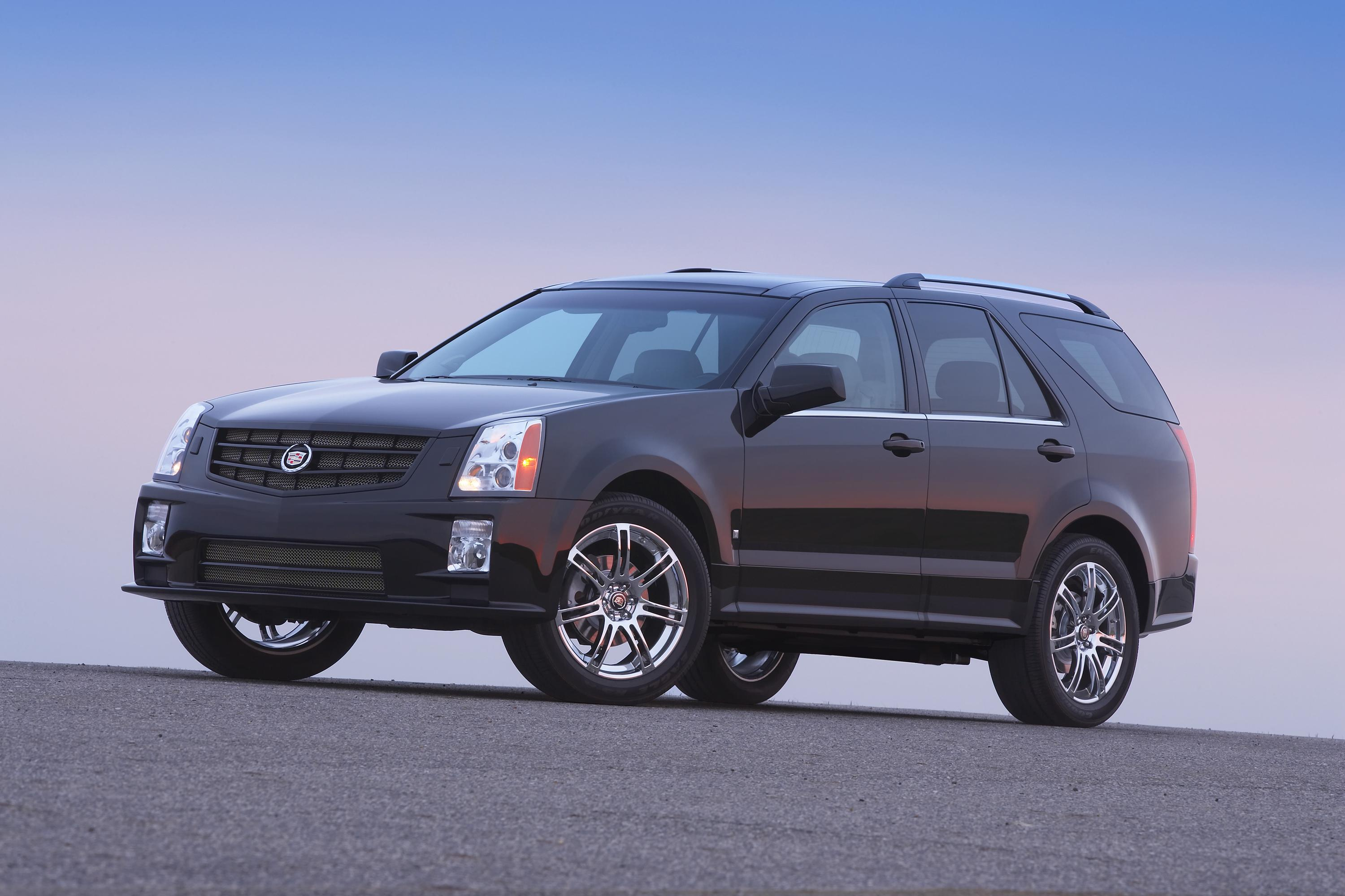 2008 Cadillac SRX | Top Sd