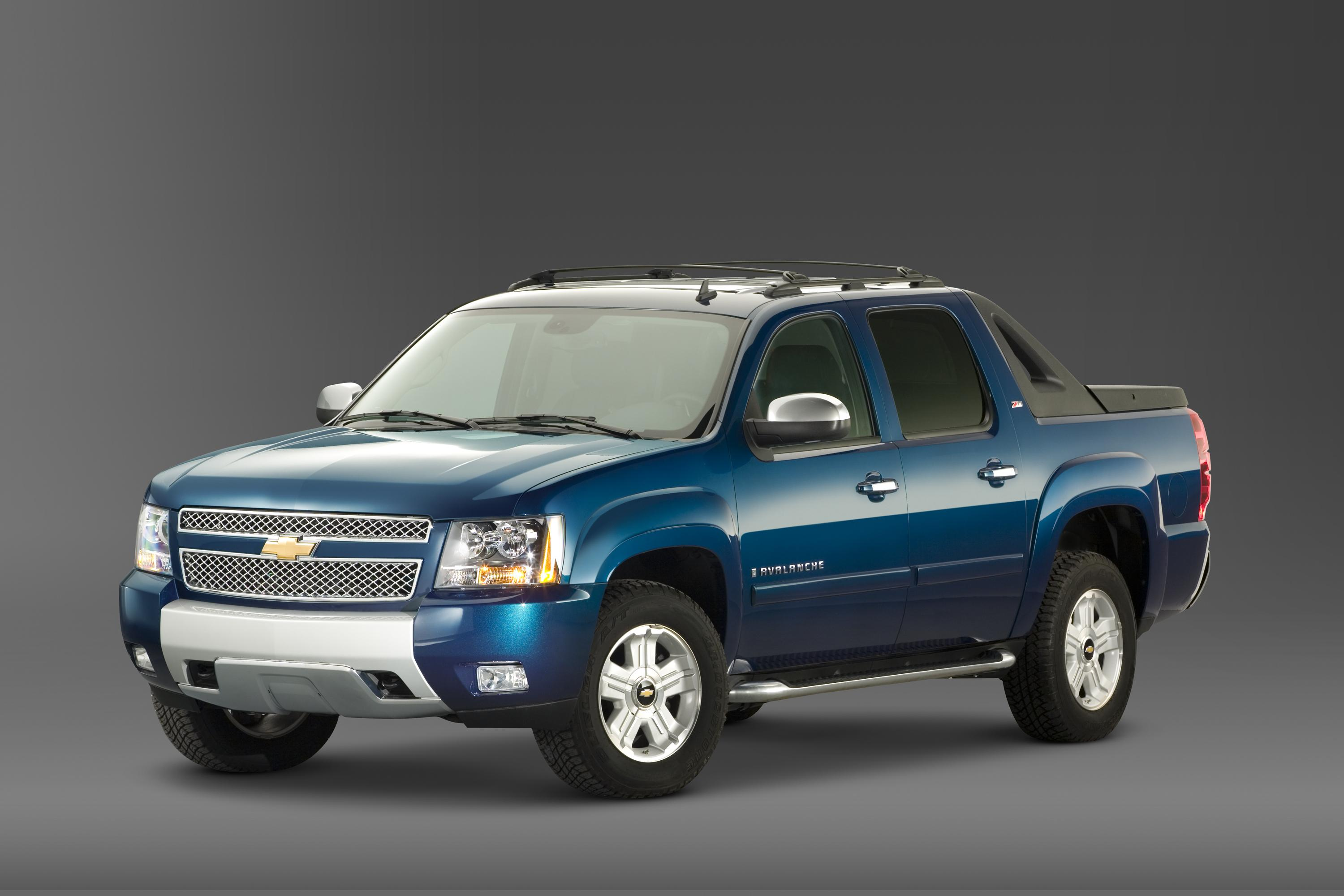 2008 chevrolet avalanche review top speed. Black Bedroom Furniture Sets. Home Design Ideas