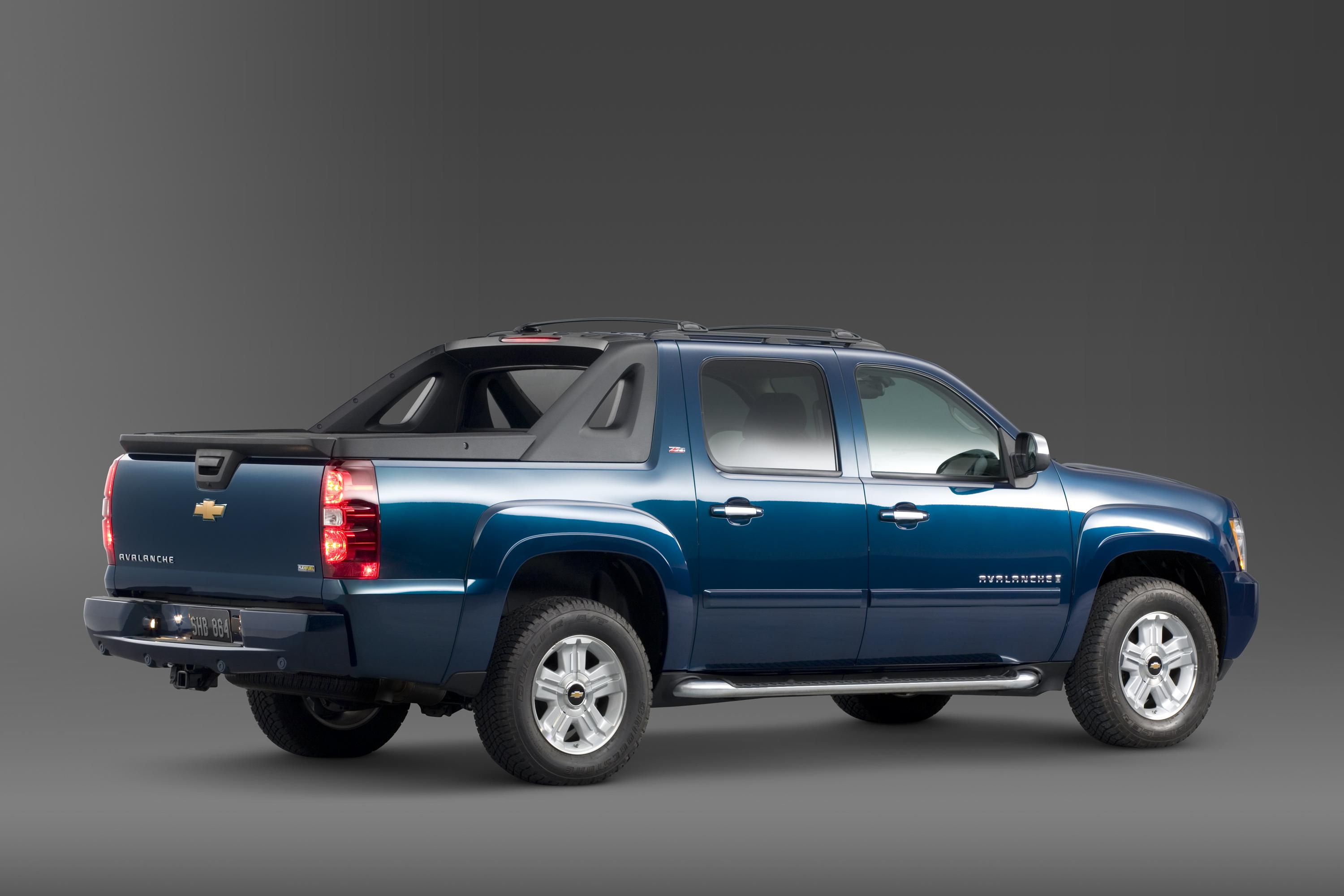 2008 Chevrolet Avalanche Review Top Speed