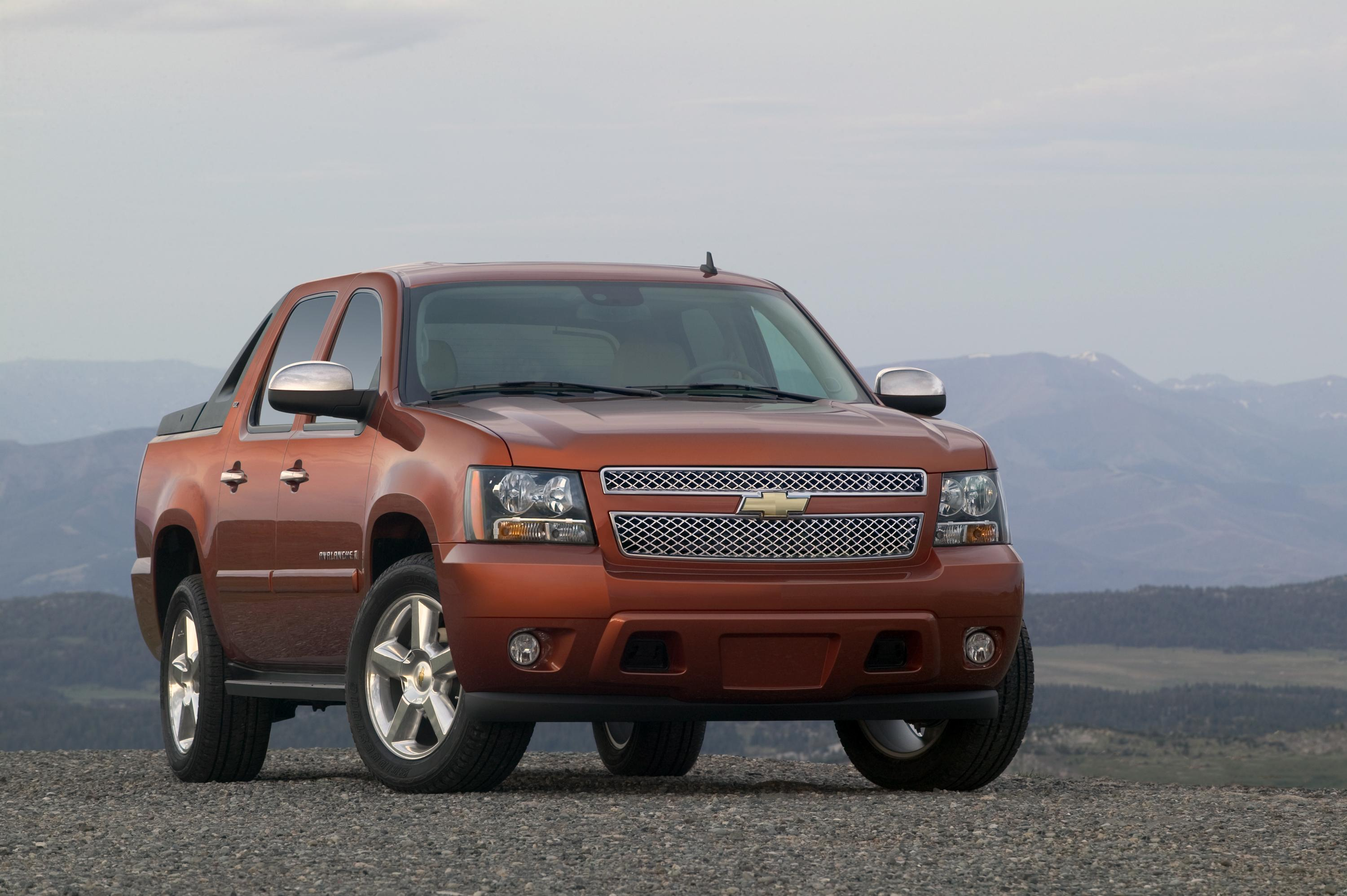 2008 chevrolet avalanche top speed. Black Bedroom Furniture Sets. Home Design Ideas