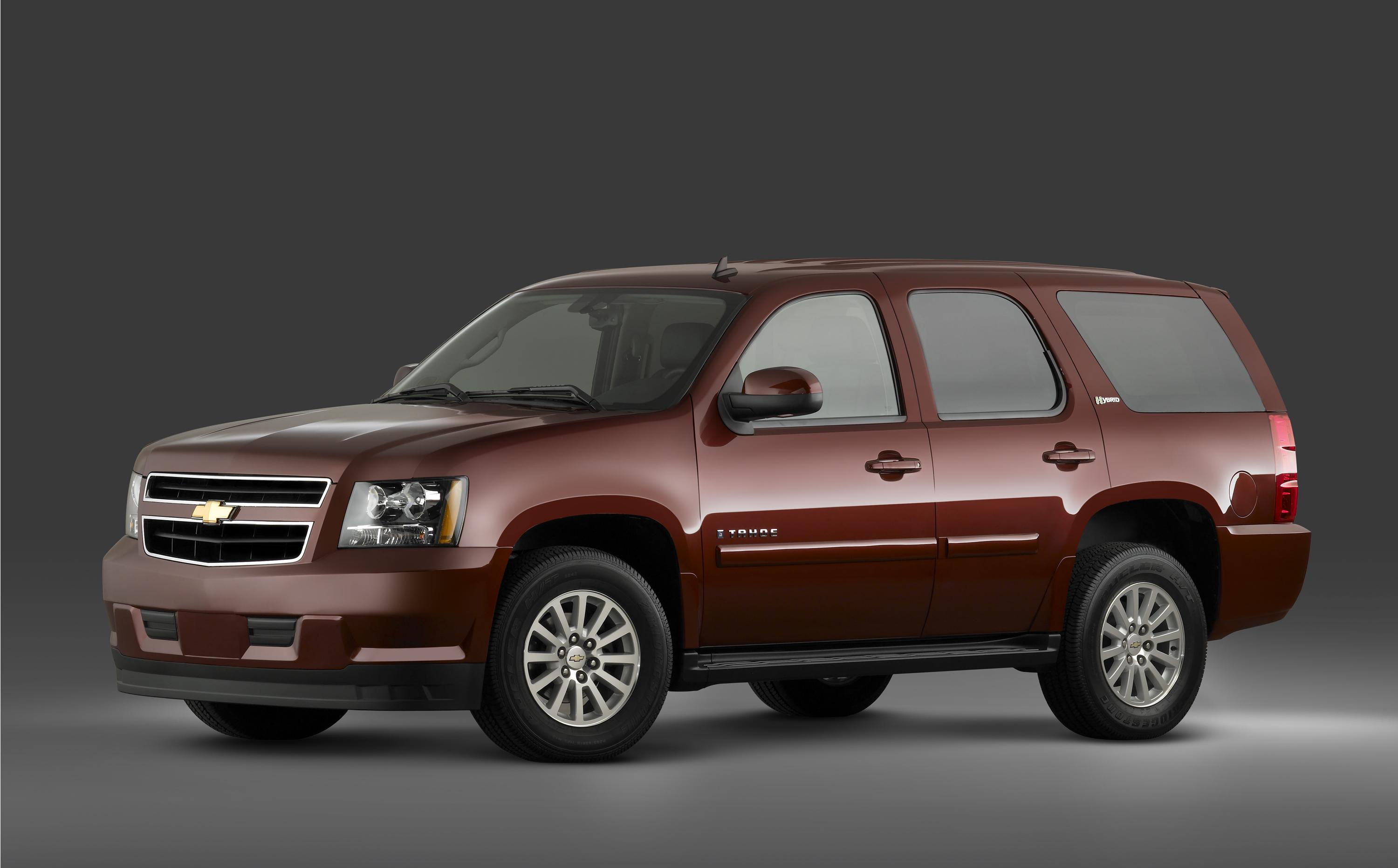 2008 chevrolet tahoe hybrid review gallery top speed. Black Bedroom Furniture Sets. Home Design Ideas