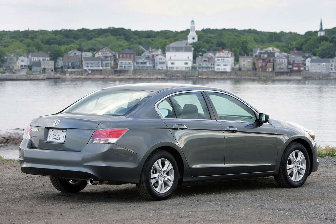 2008 Honda Accord Review - Top Speed