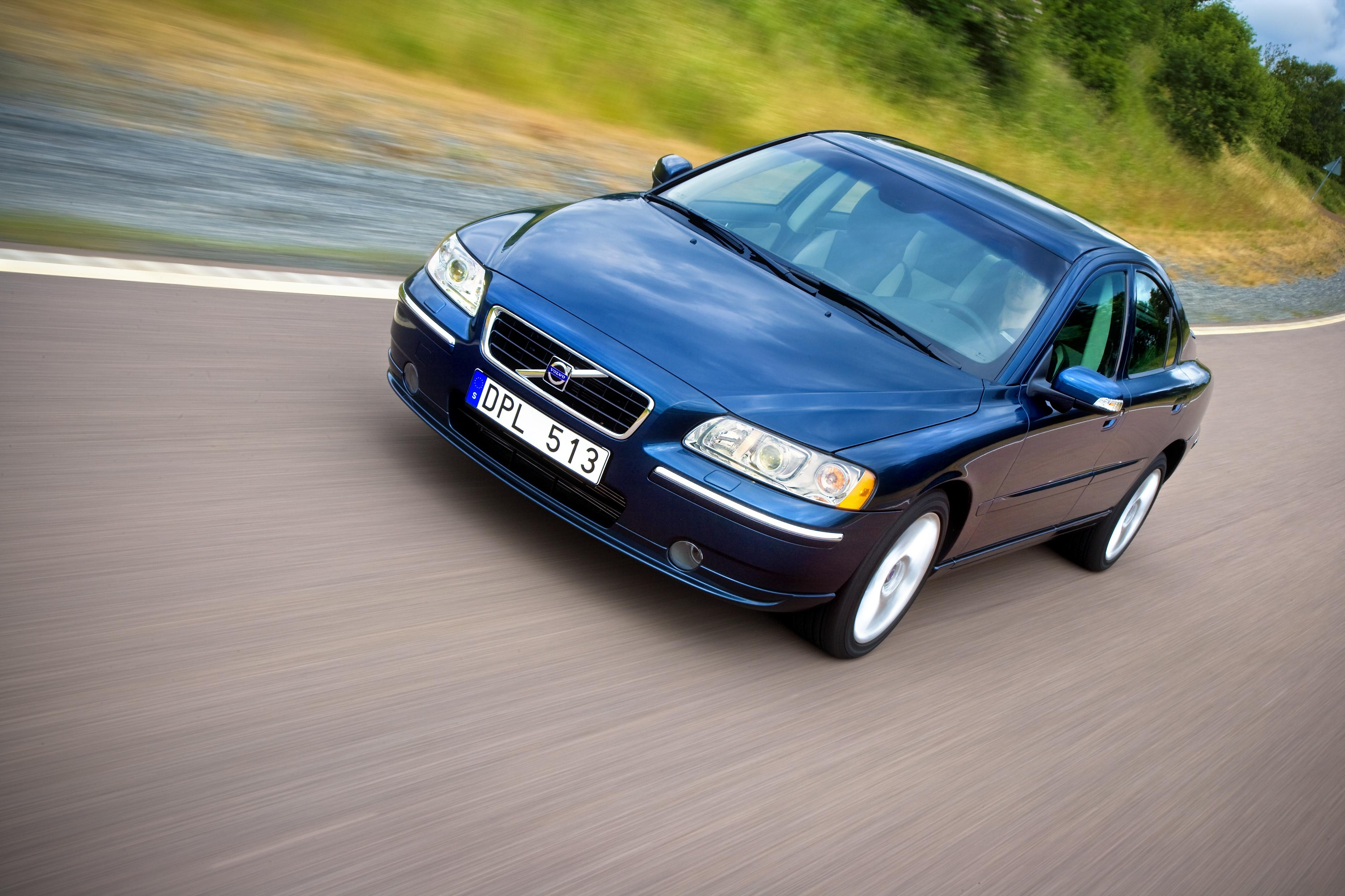 2008 Volvo S60 Review - Top Speed
