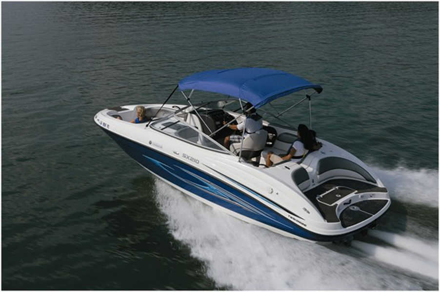 2008 yamaha sx210 review top speed for Yamaha sx210 boat cover