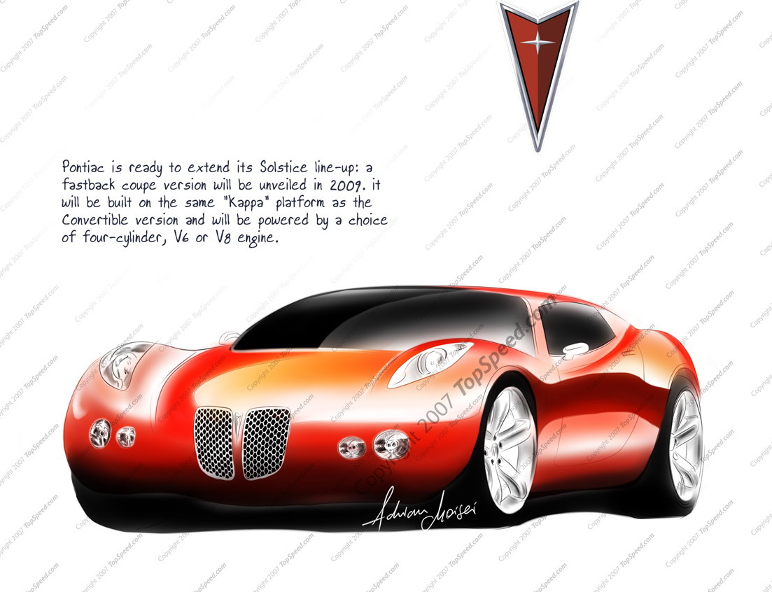 2009 Pontiac Solstice Coupe Preview Top Speed