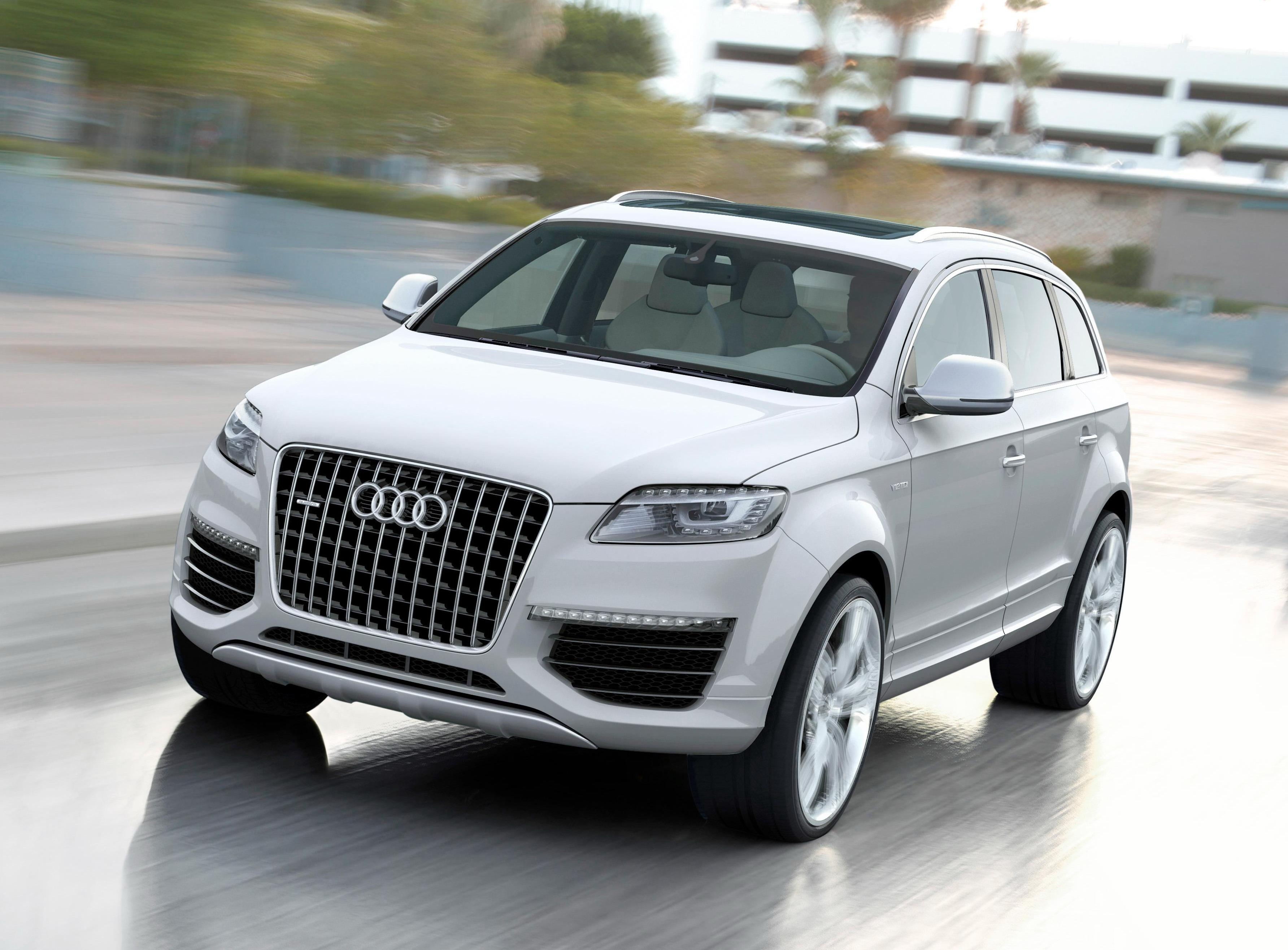 audi q7 v12 tdi coming in 2008 news top speed. Black Bedroom Furniture Sets. Home Design Ideas