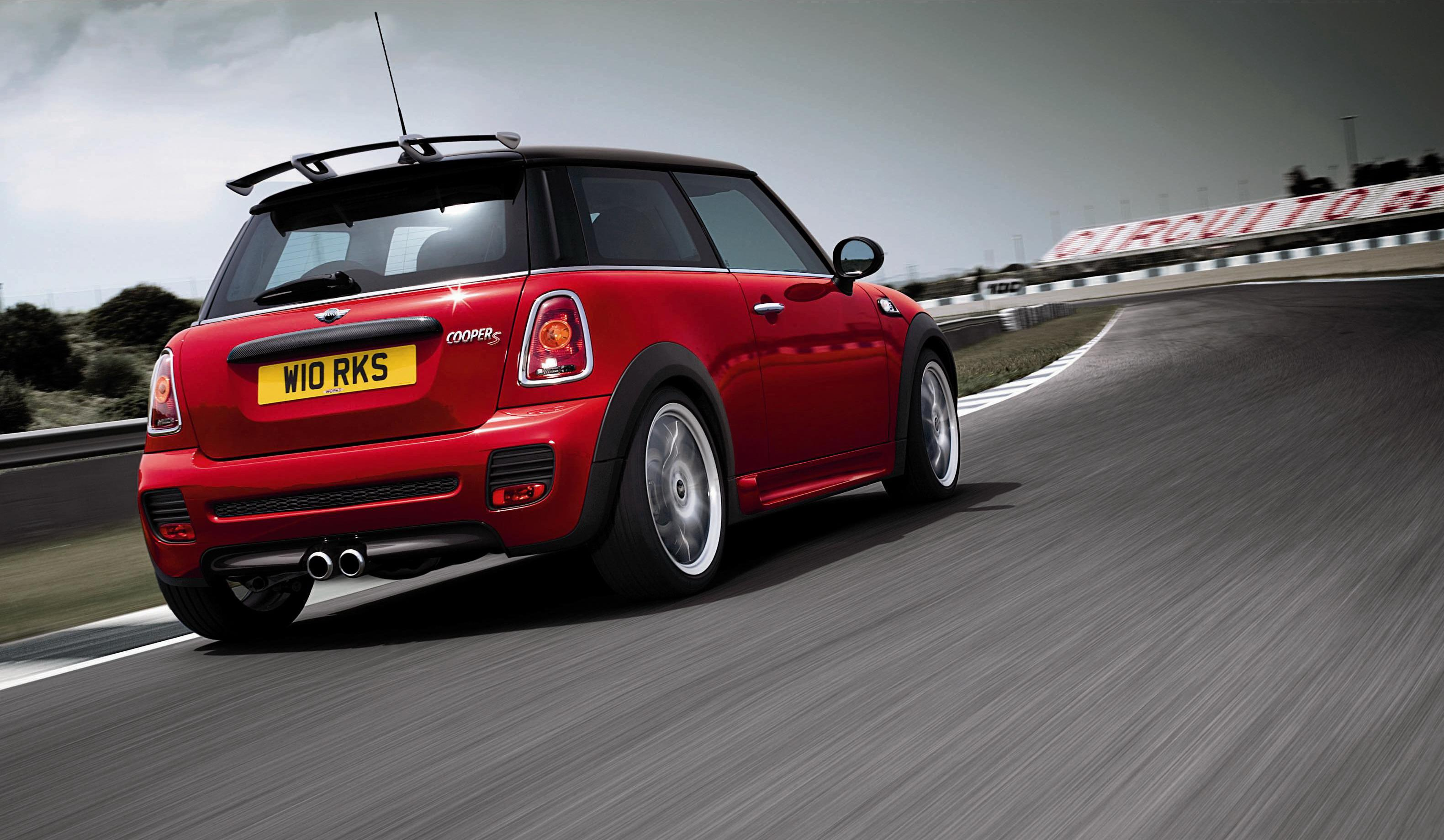 2007 Mini Cooper S By John Cooper Works Top Speed