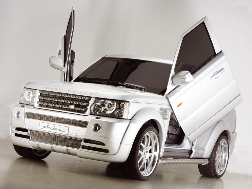 land rover range rover by arden news gallery top speed. Black Bedroom Furniture Sets. Home Design Ideas