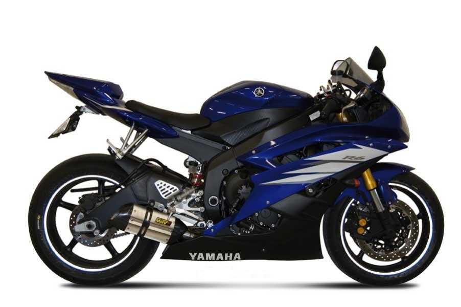 Mivv exhaust for 2007 yamaha r6 news top speed for Best exhaust system for yamaha r6