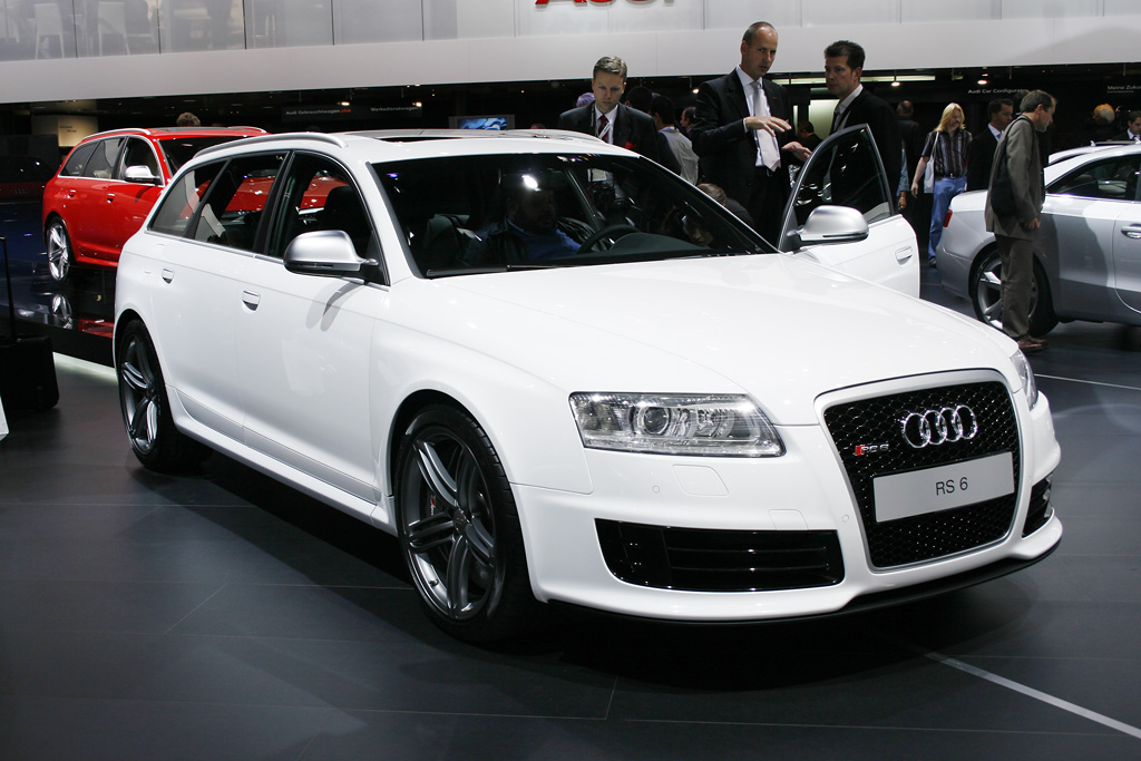 2008 Audi Rs6 Avant Review Top Speed