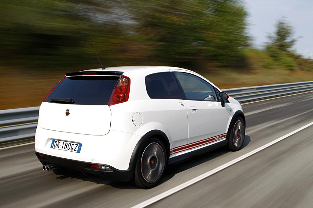 2008 fiat grande punto abarth review top speed. Black Bedroom Furniture Sets. Home Design Ideas