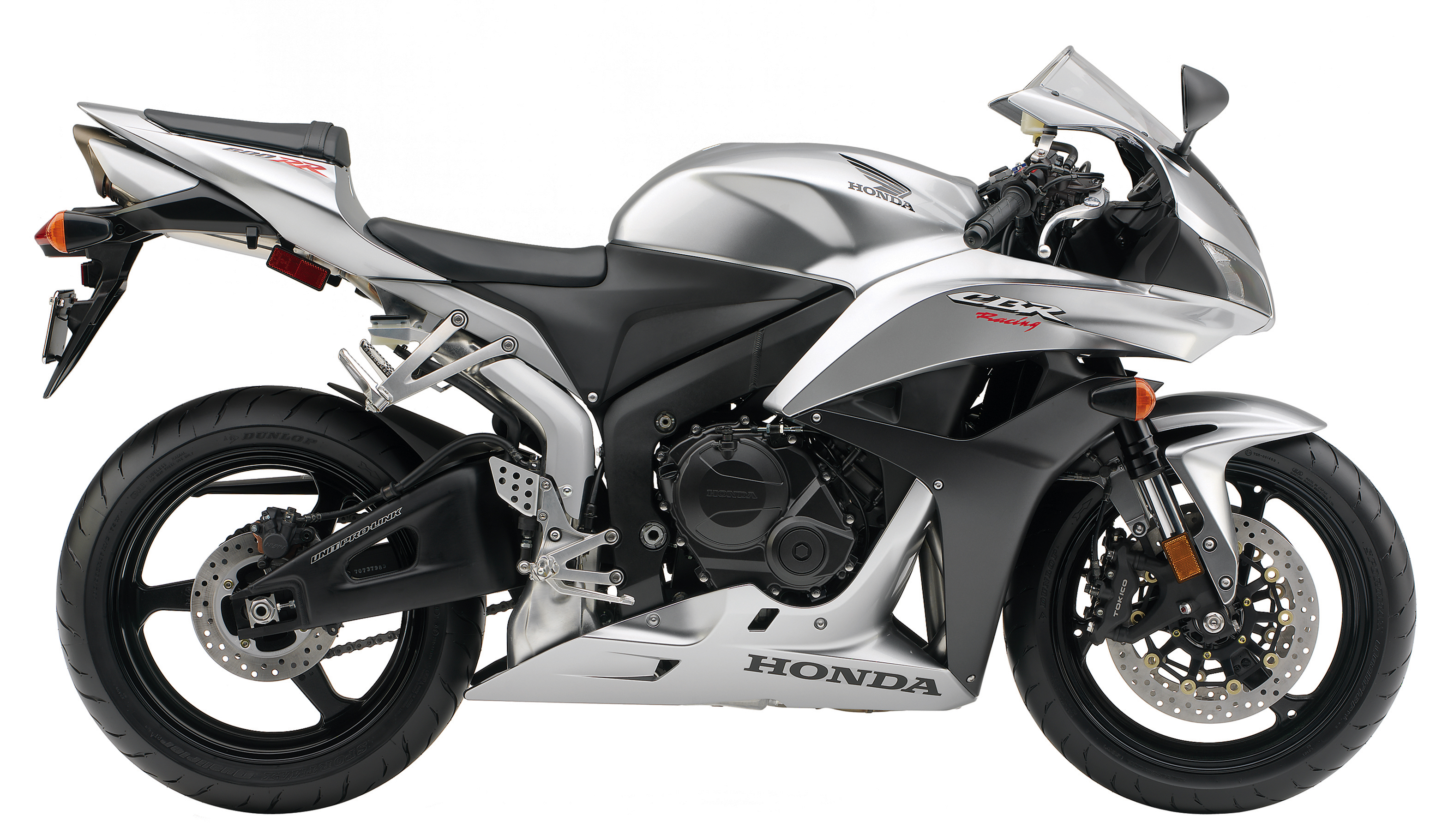 2008 - 9 Honda CBR600RR | Top Speed