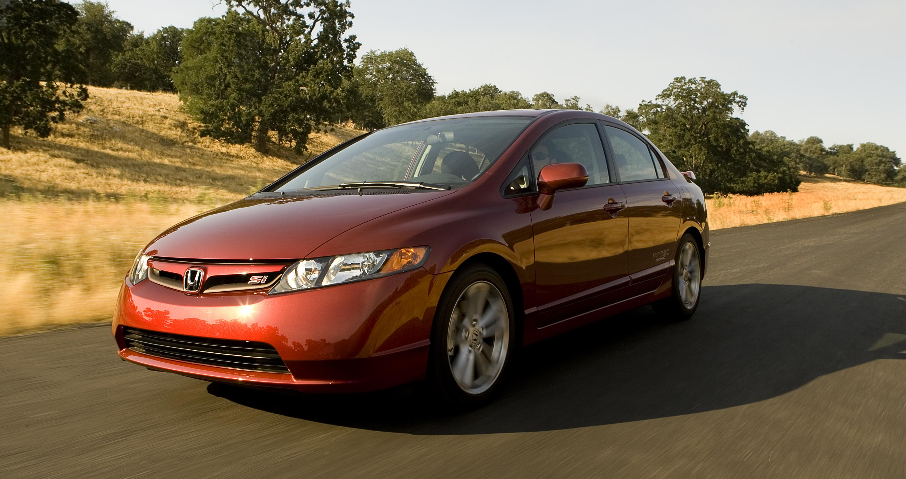 2008 honda civic si review top speed. Black Bedroom Furniture Sets. Home Design Ideas