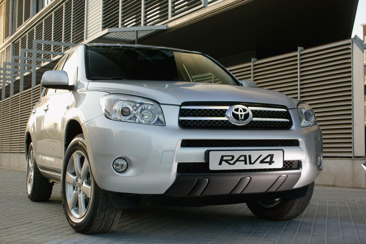 2008 toyota rav4 cross sport review gallery top speed. Black Bedroom Furniture Sets. Home Design Ideas