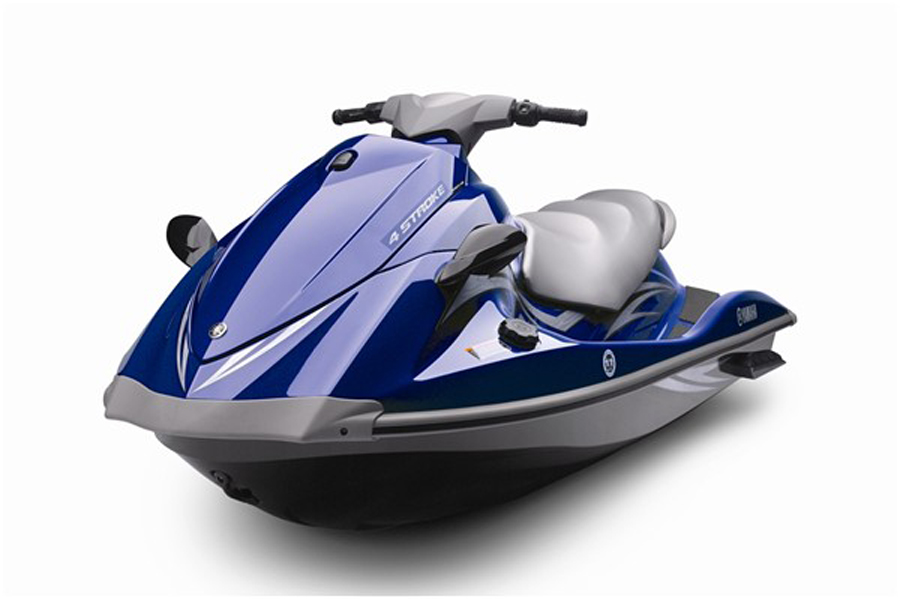 2008 Yamaha VX Deluxe Review - Top Speed