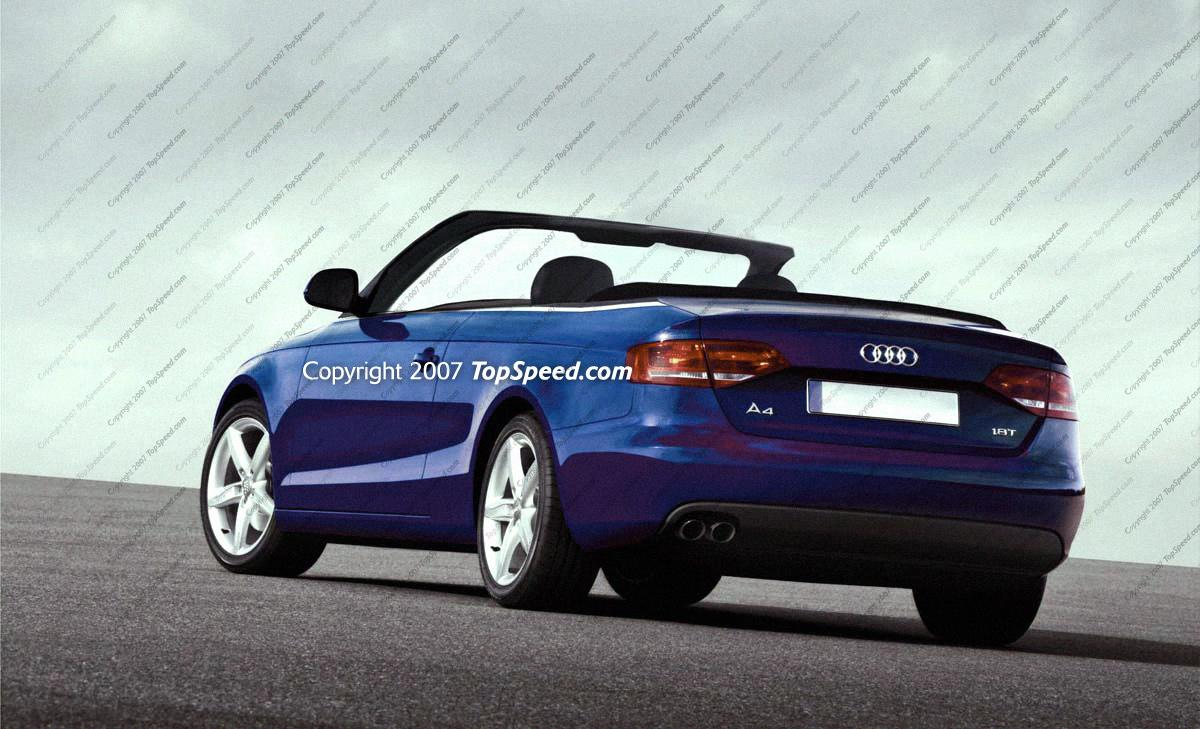 2009 audi a4 convertible review top speed. Black Bedroom Furniture Sets. Home Design Ideas