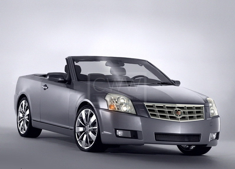 Cadillac BLS Convertible Top Speed