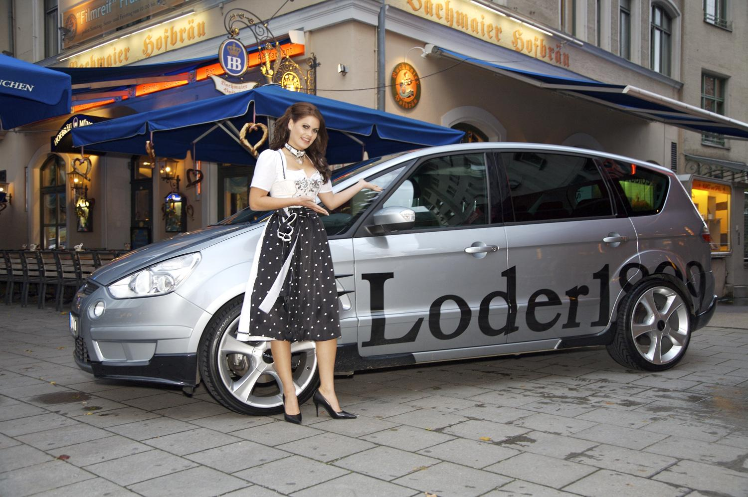ford s max by loder1899 top speed. Black Bedroom Furniture Sets. Home Design Ideas