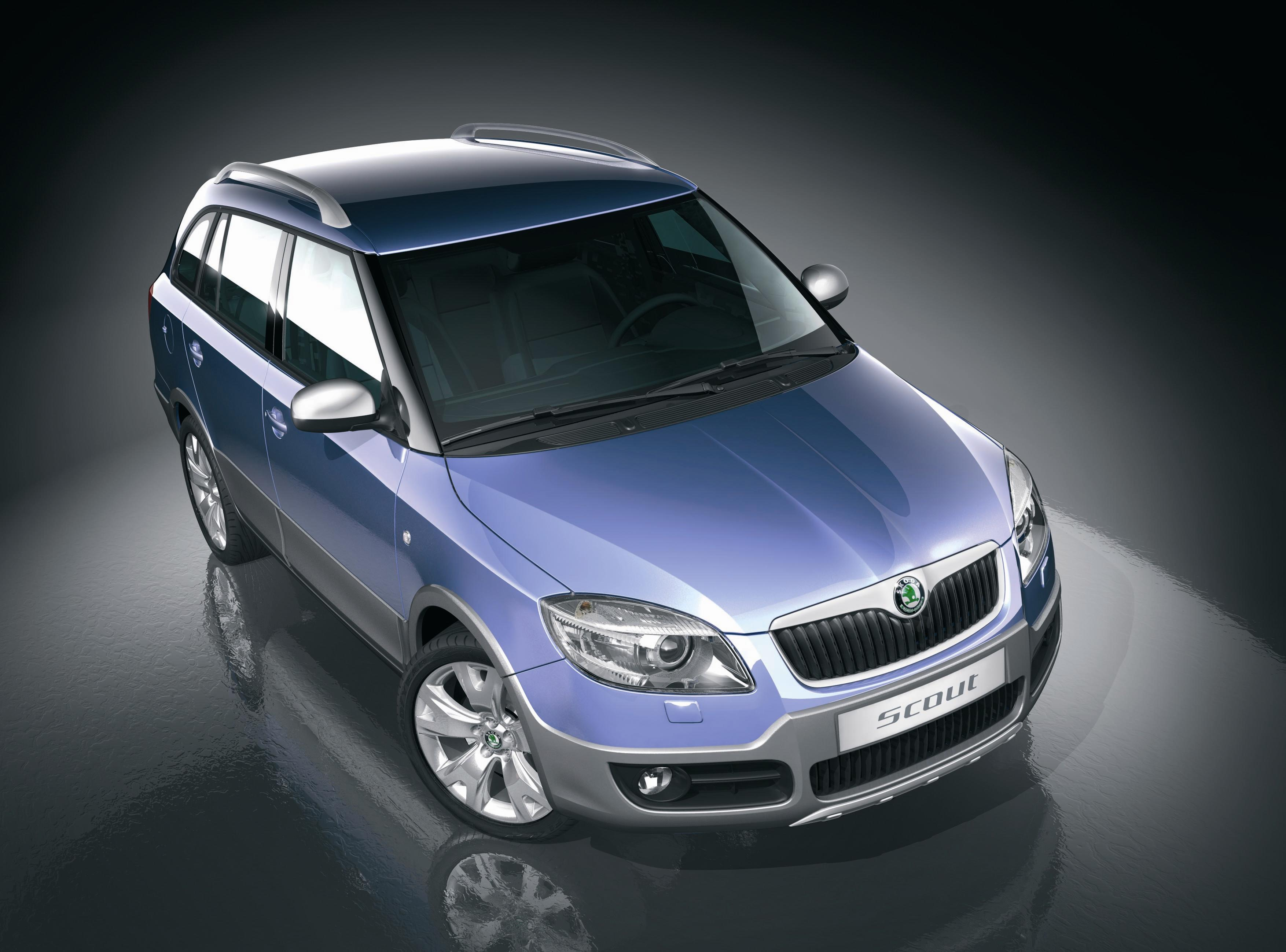 2007 skoda fabia scout review top speed. Black Bedroom Furniture Sets. Home Design Ideas
