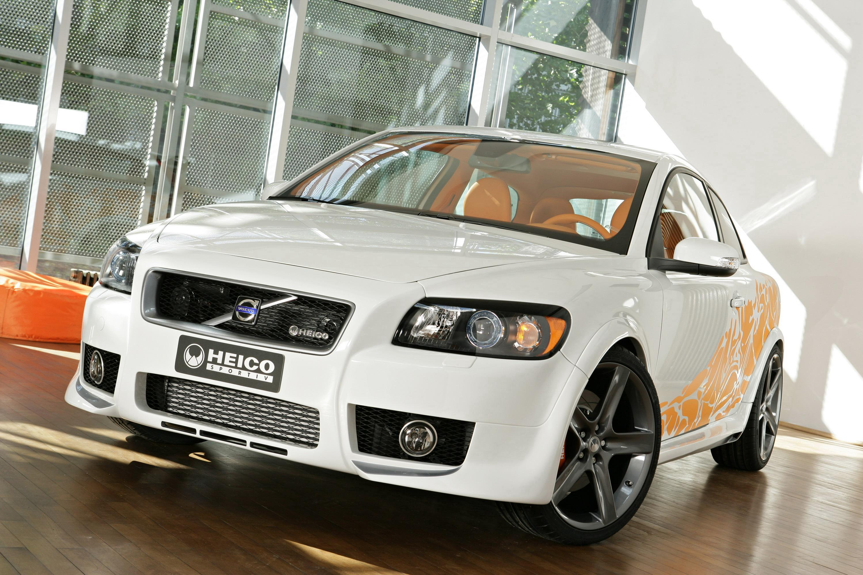 2007 volvo c30 by heico sportiv top speed. Black Bedroom Furniture Sets. Home Design Ideas