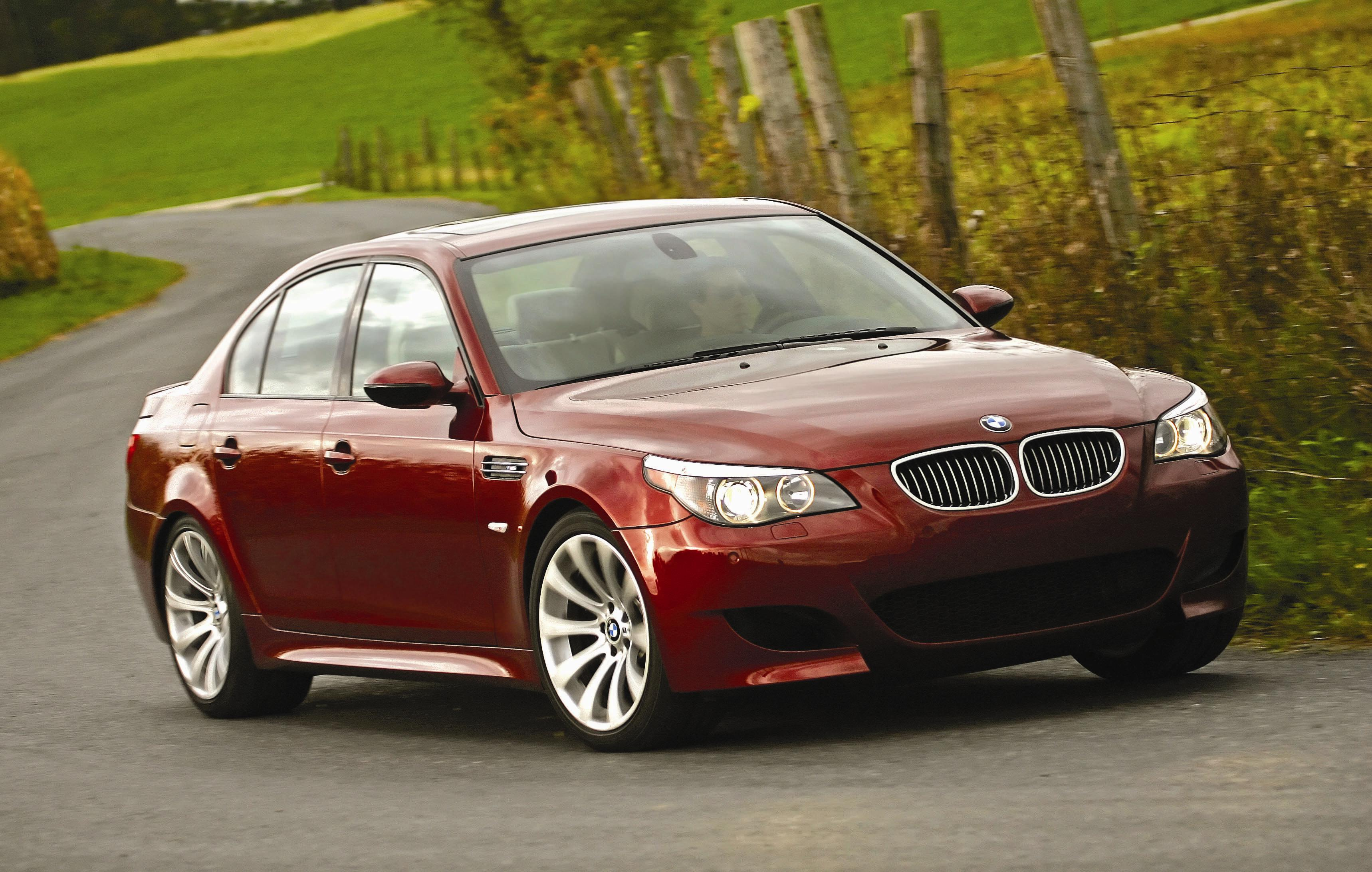 2008 bmw 5series and m5 pricing announced top speed